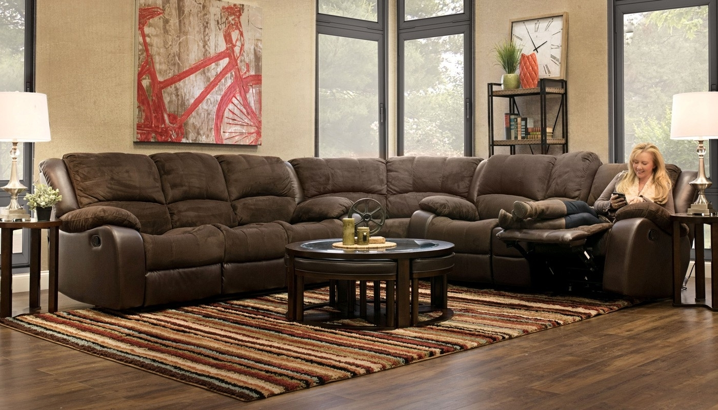 Home Zone Sectional Sofas Pertaining To Favorite Safari Sectional – Home Zone Furniture (View 4 of 15)