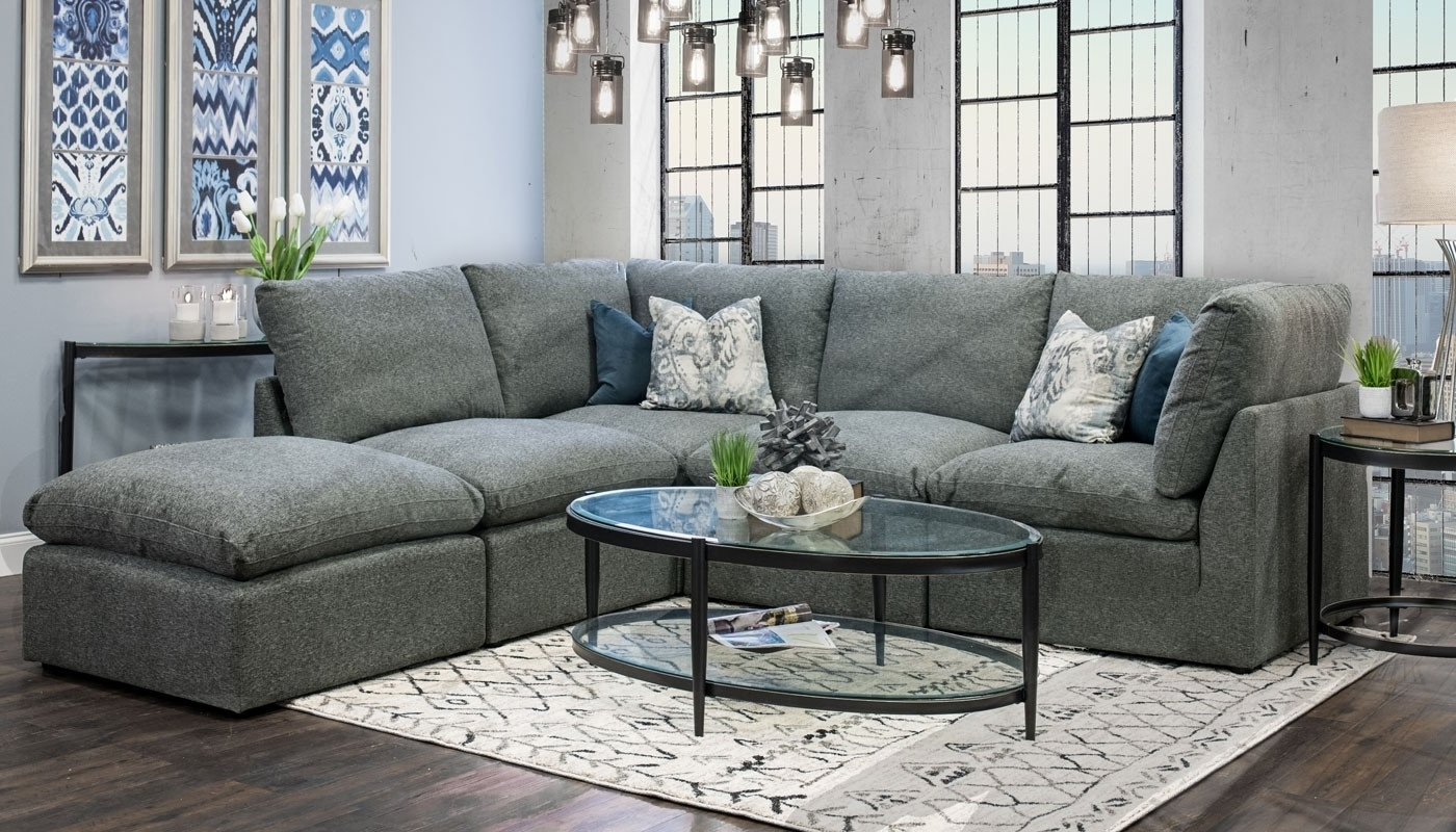 Home Zone Sectional Sofas Throughout Most Up To Date Cloud Sectional – Home Zone Furniture (View 11 of 15)