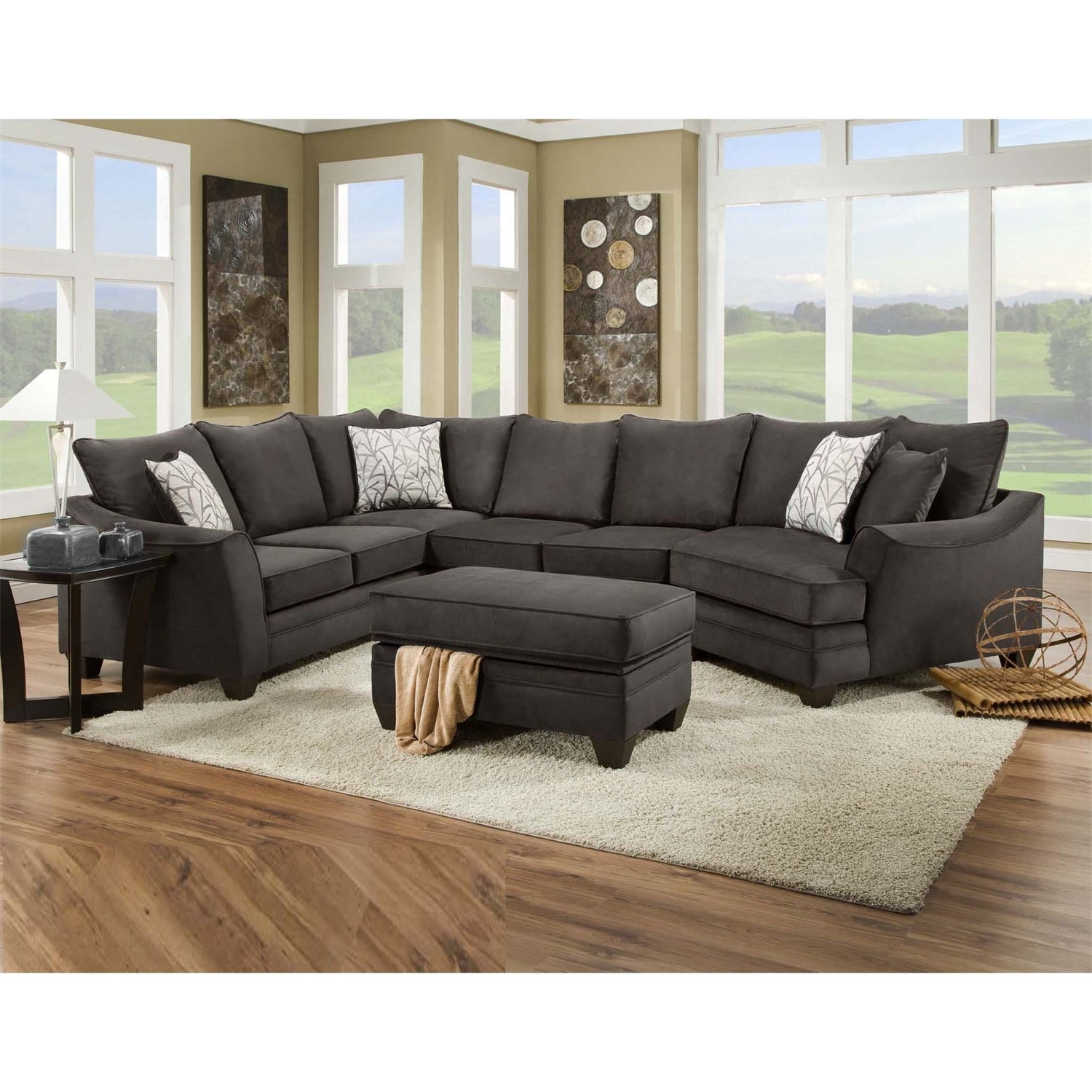 Homeclick With Home Furniture Sectional Sofas (View 3 of 15)