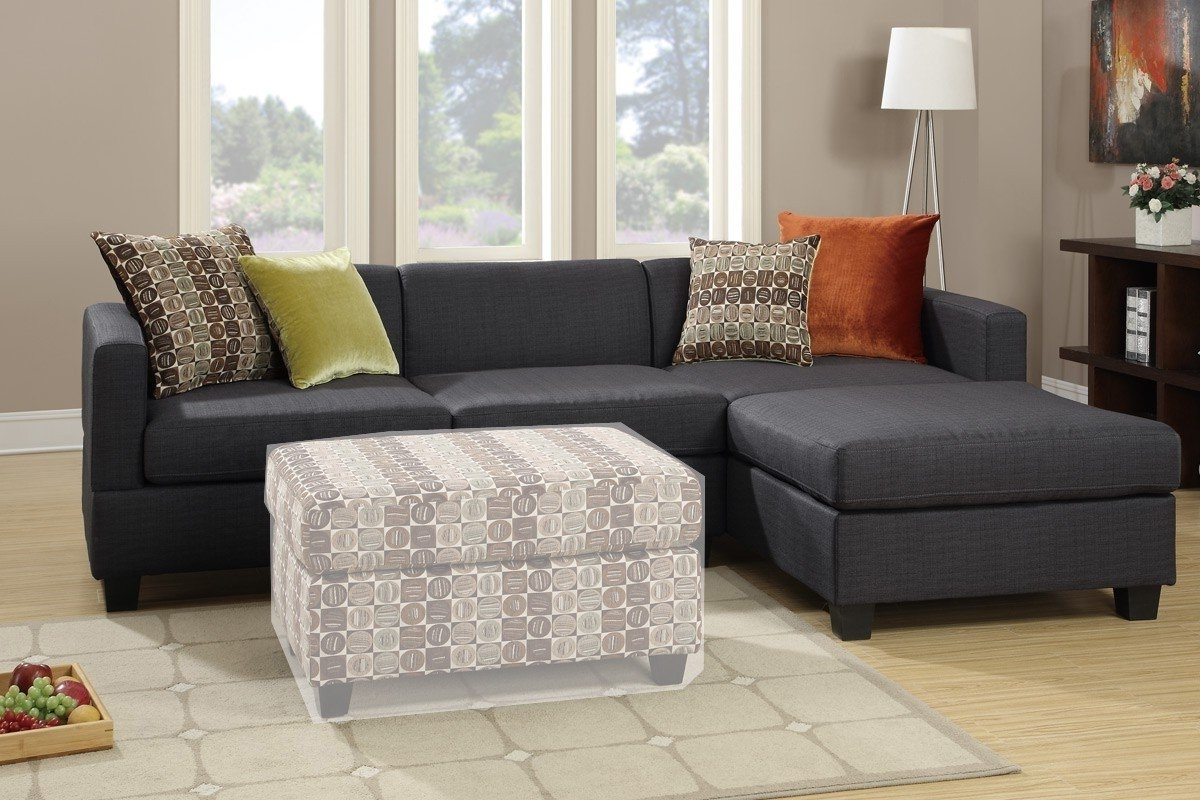 Hot Sectionals Regarding Best And Newest Reversible Chaise Sectionals (View 6 of 15)