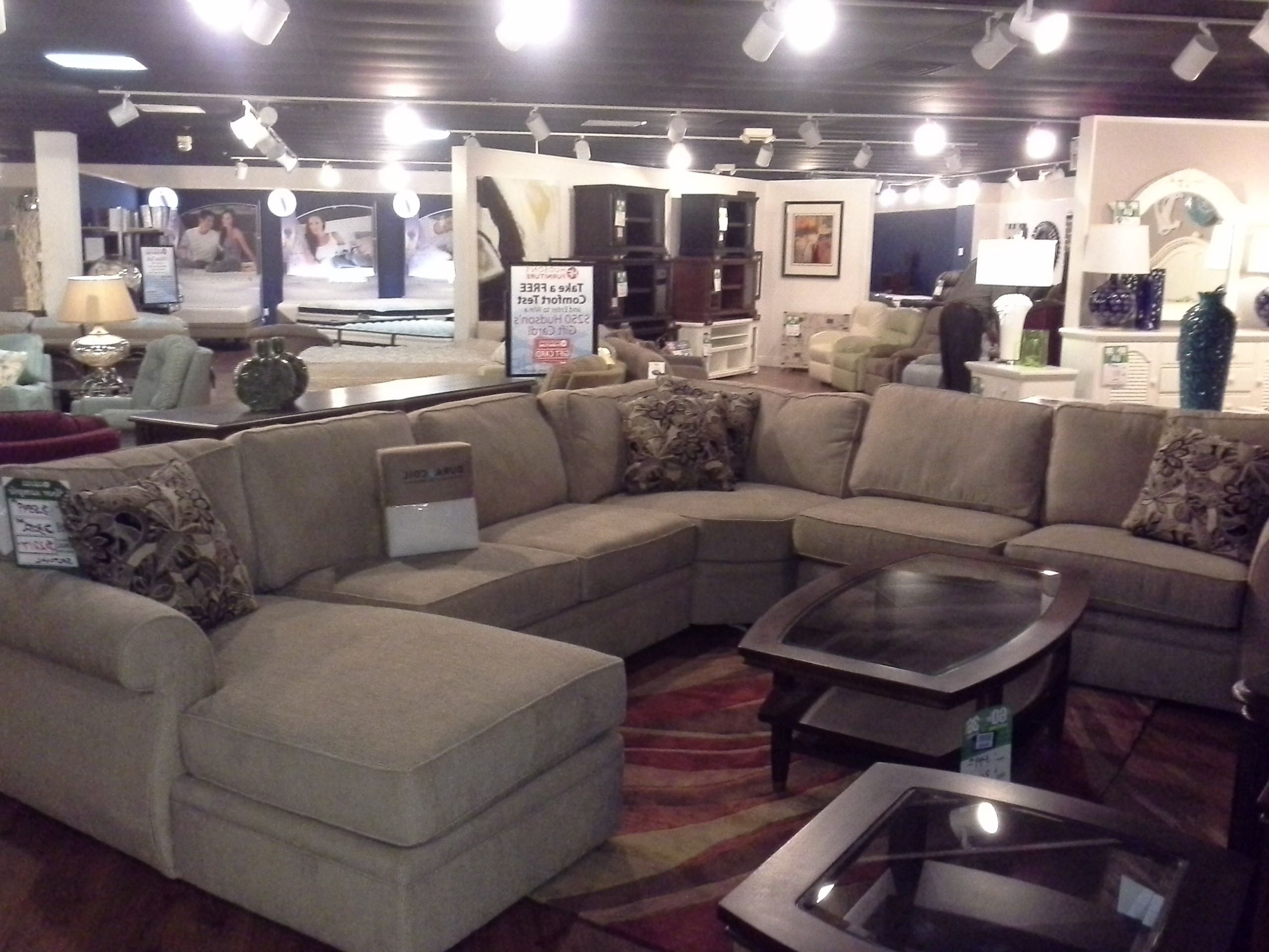 House Pertaining To Best And Newest Sectional Sofas At Broyhill (View 14 of 15)