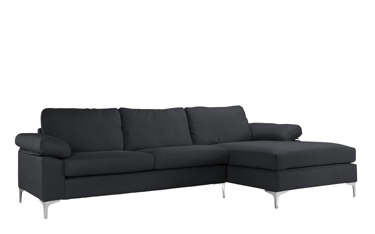 Houzz Sectional Sofas For Trendy Best Chic Houzz Modern Sectional Sofas # (View 12 of 15)