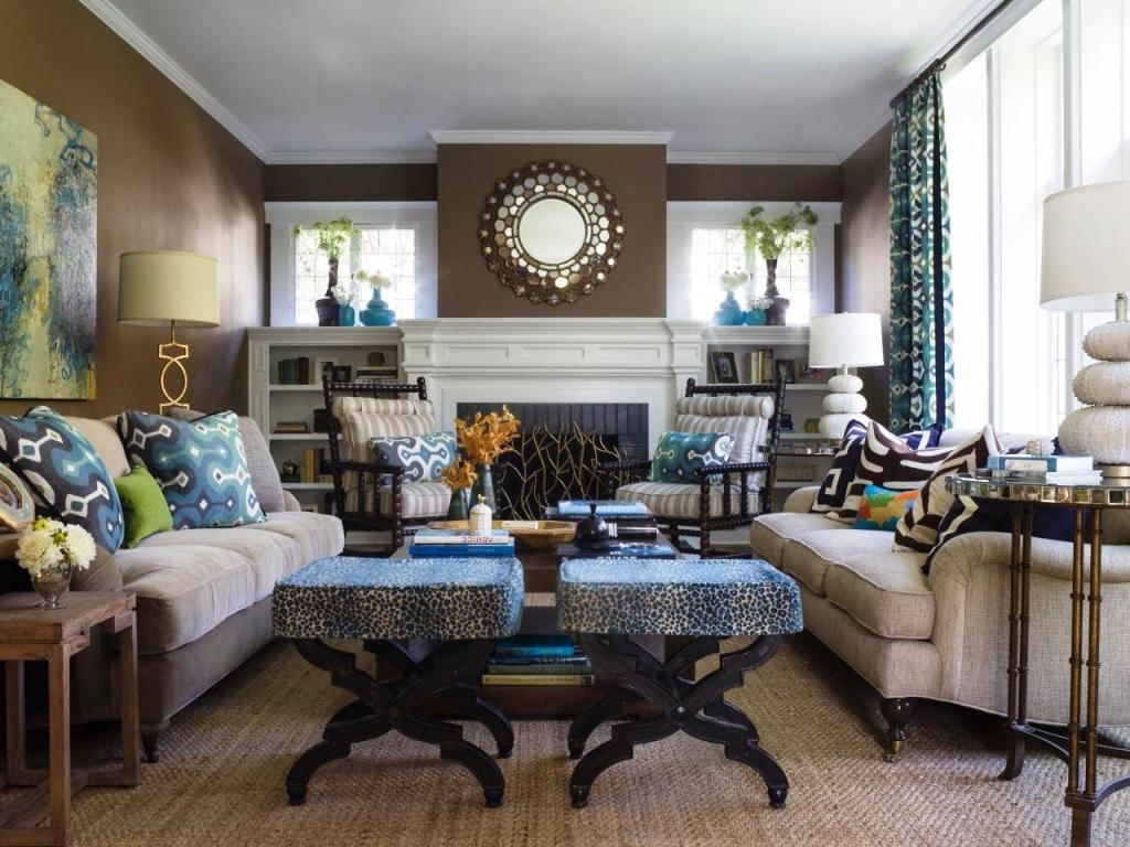 Houzz Sectional Sofas Throughout Popular Houzz Living Rooms With Sectionals — Optimizing Home Decor Ideas (View 9 of 15)