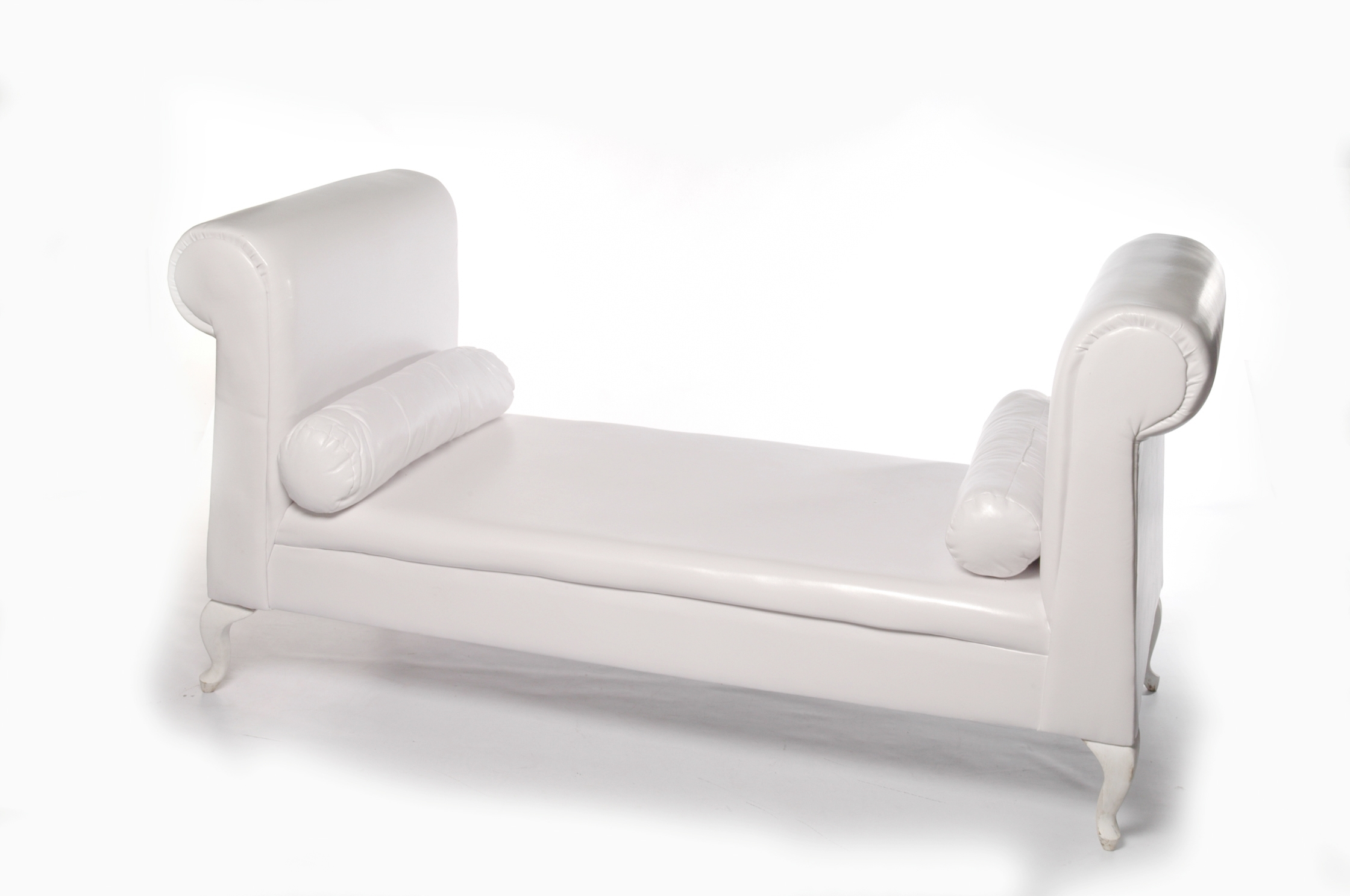 How Really Beautiful White Chaise Lounge Design Ideas (View 12 of 15)