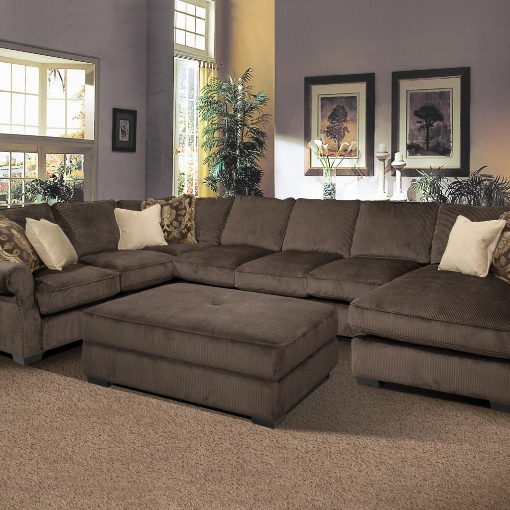 Http://intrinsiclifedesign Regarding Extra Large Sectional Sofas (View 8 of 15)