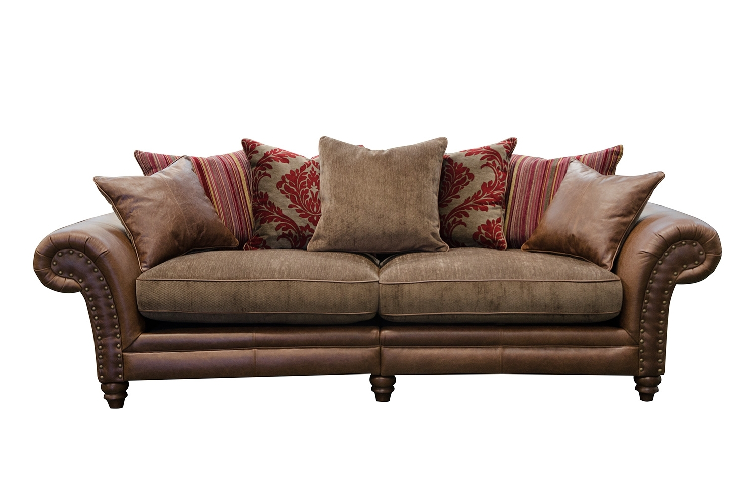 Hudson 4 Seater Sofa – Alexander And James Throughout Well Liked 4 Seater Sofas (View 15 of 15)