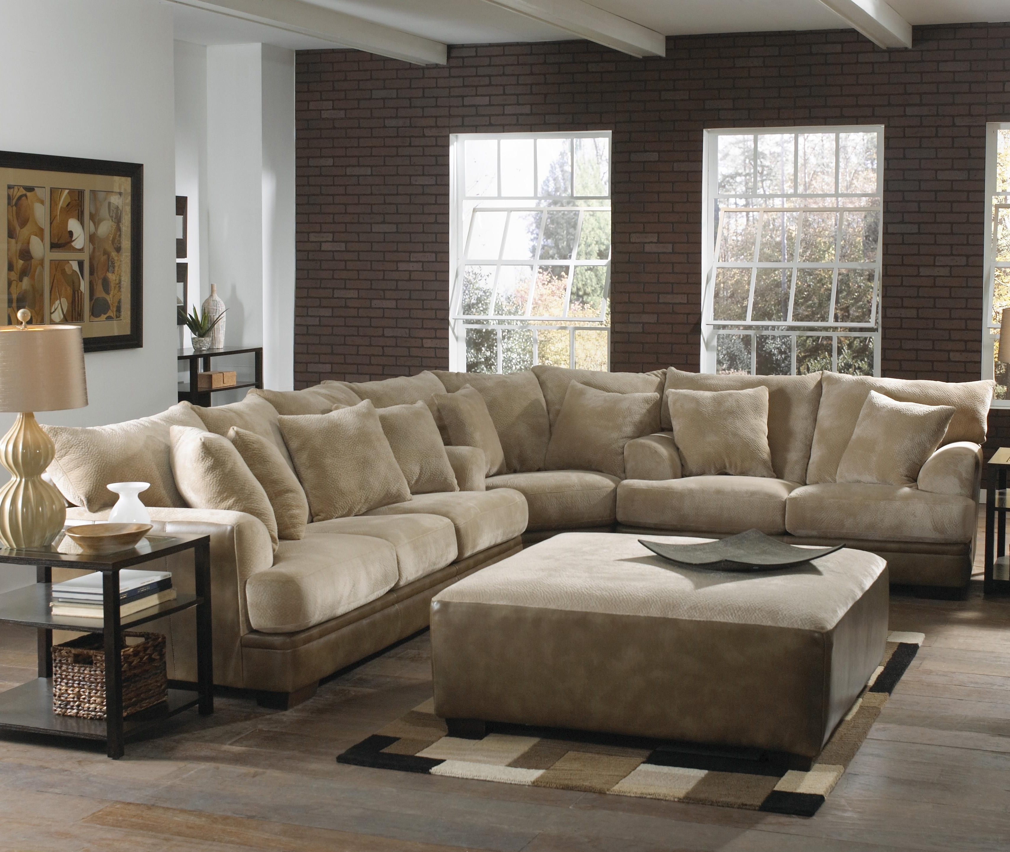 Huge Sofas For Recent Sofa Best Ideas Of Huge Sofas Oversized Sectional Sleeper Cheap (View 7 of 15)