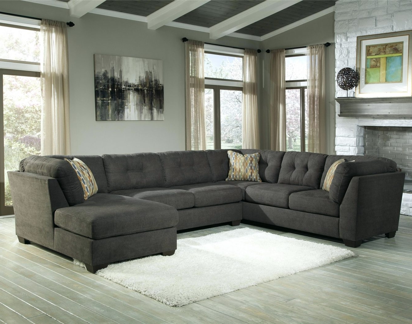 Huge Sofas – Home Design Ideas And Pictures Inside Most Recently Released Huge Sofas (View 7 of 15)