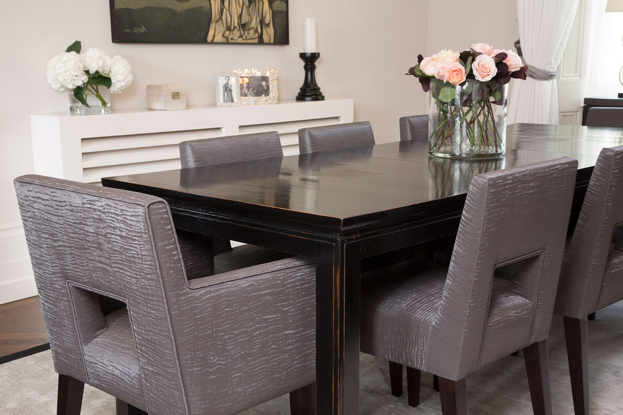 Hugo Dining Chair – Restaurant Chairs From The Sofa & Chair With Regard To 2018 Dining Sofa Chairs (View 4 of 15)