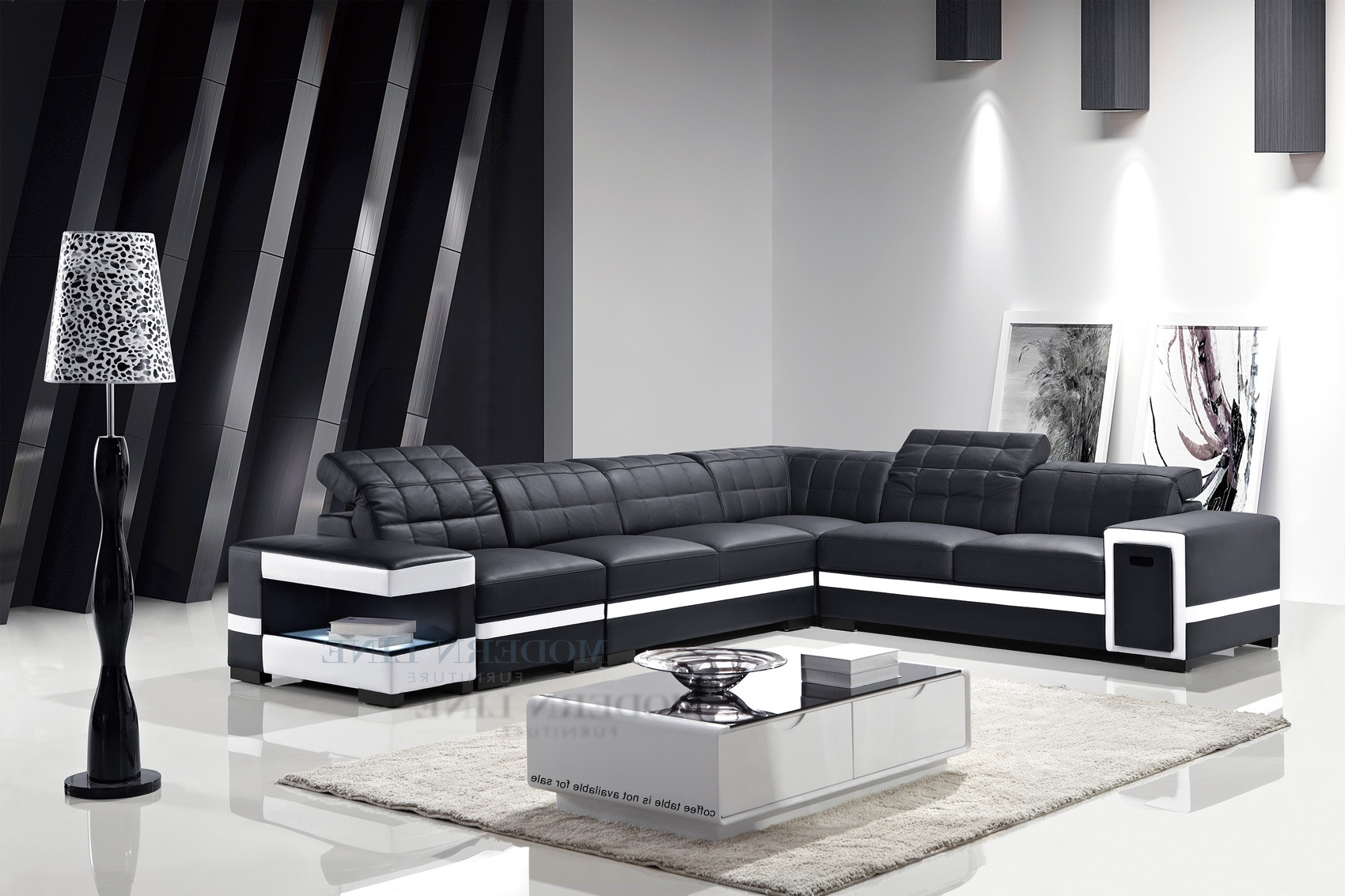 Ideal Black And White Sofa Set Learn All About Chinese Furniture In Popular Black And White Sofas (Gallery 8 of 15)