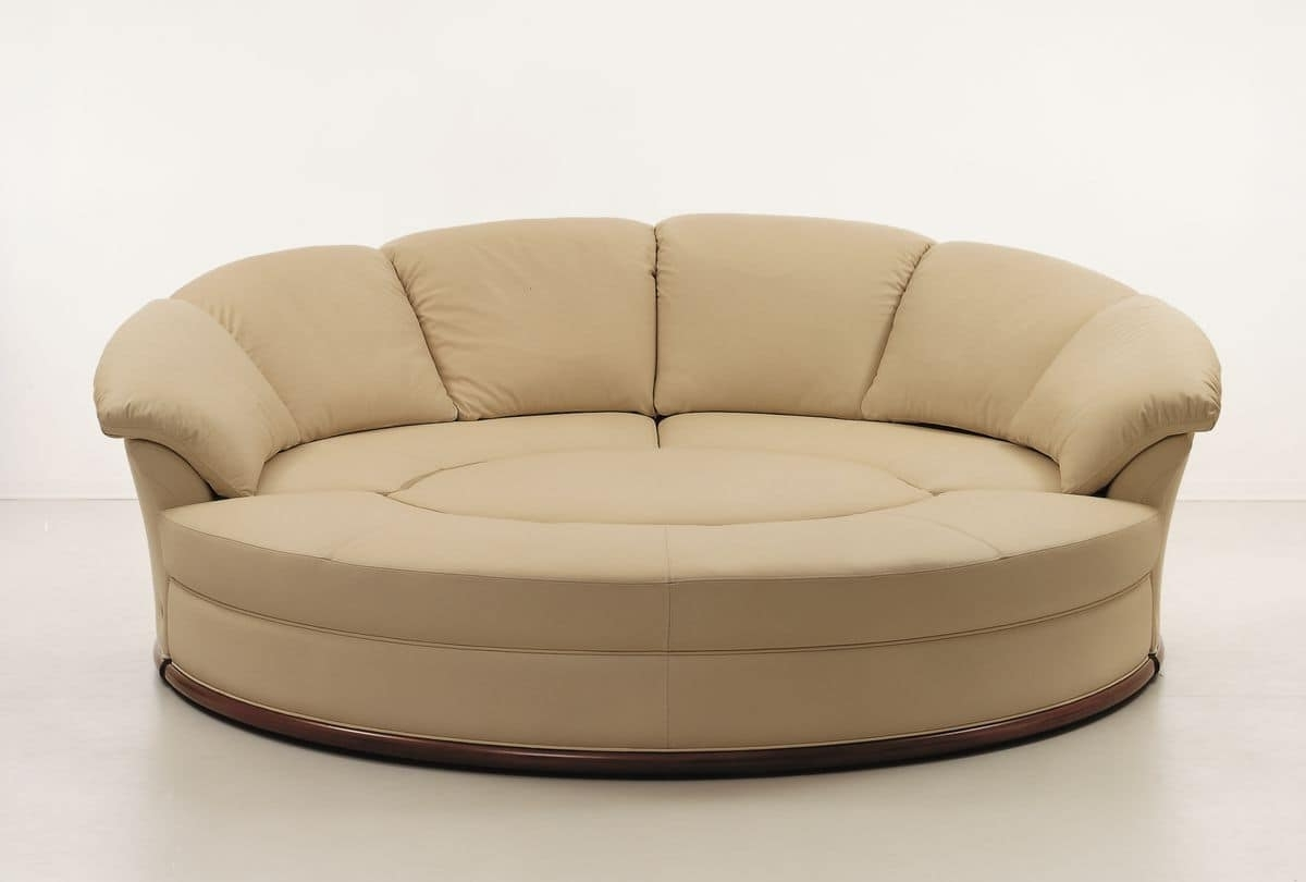 Idfdesign With Best And Newest Rounded Sofas (View 1 of 15)