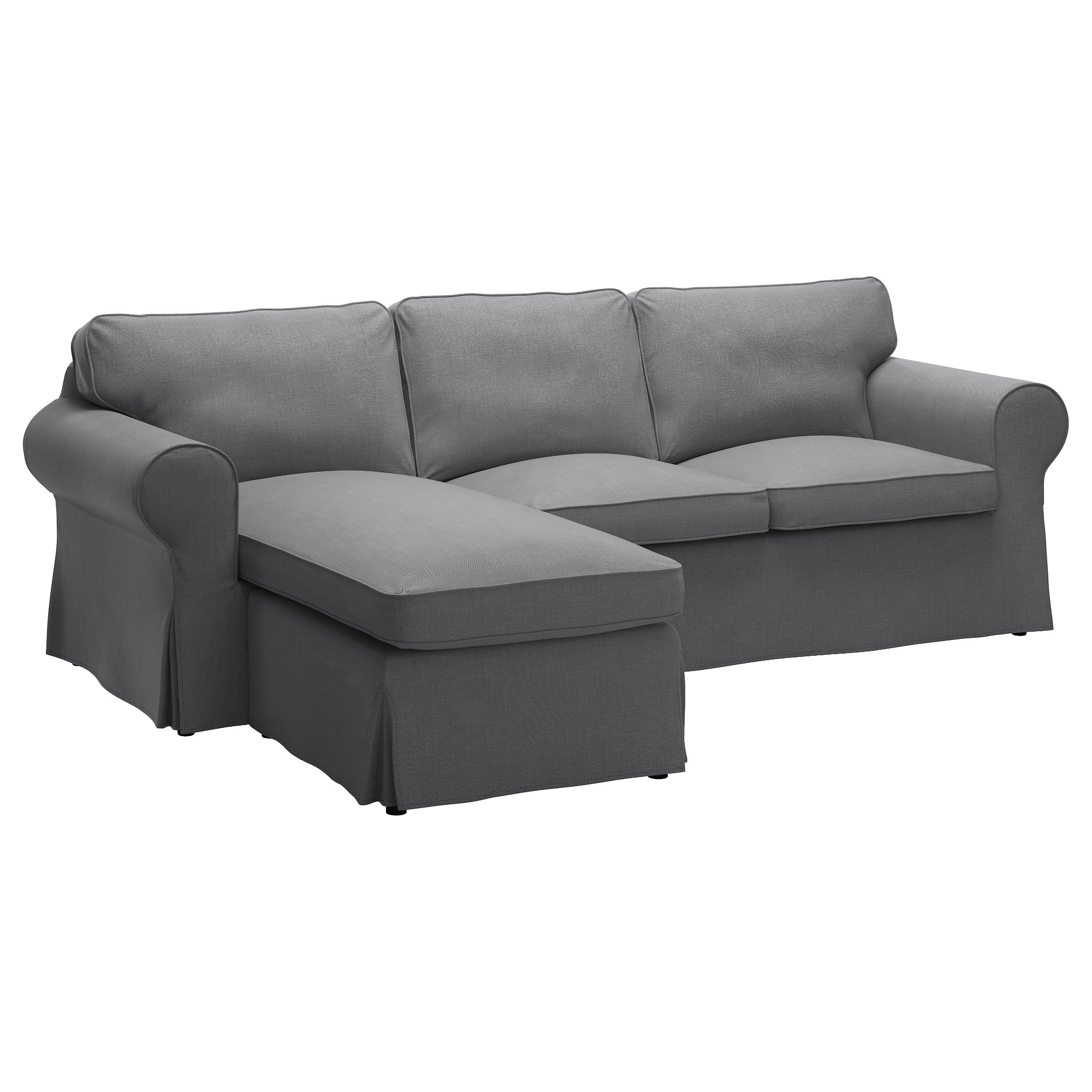 Image Gallery Of Ikea Ektorp Loveseat Chaises View 8 Of 15 Photos