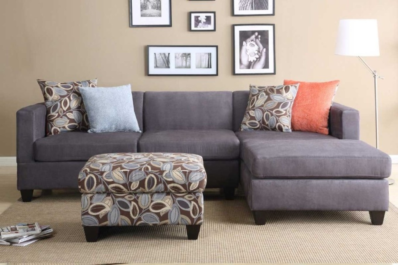 Incredible Microfiber Sleeper Sofa Top Home Design Ideas With Grey For Well Known 3 Piece Sectional Sleeper Sofas (Gallery 6 of 15)