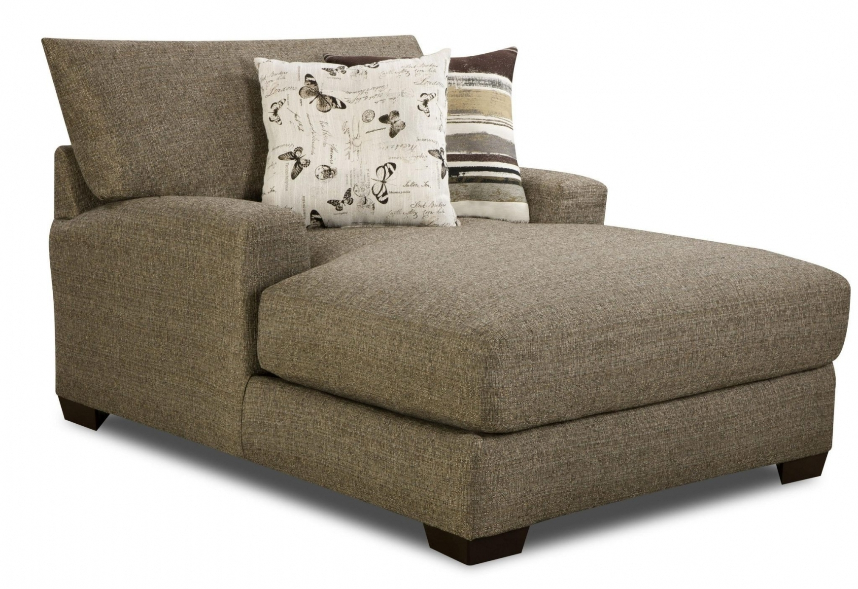 Indoor Chaise Lounge Chairs In Most Popular Chaise Lounge Chair With Arms (View 4 of 15)