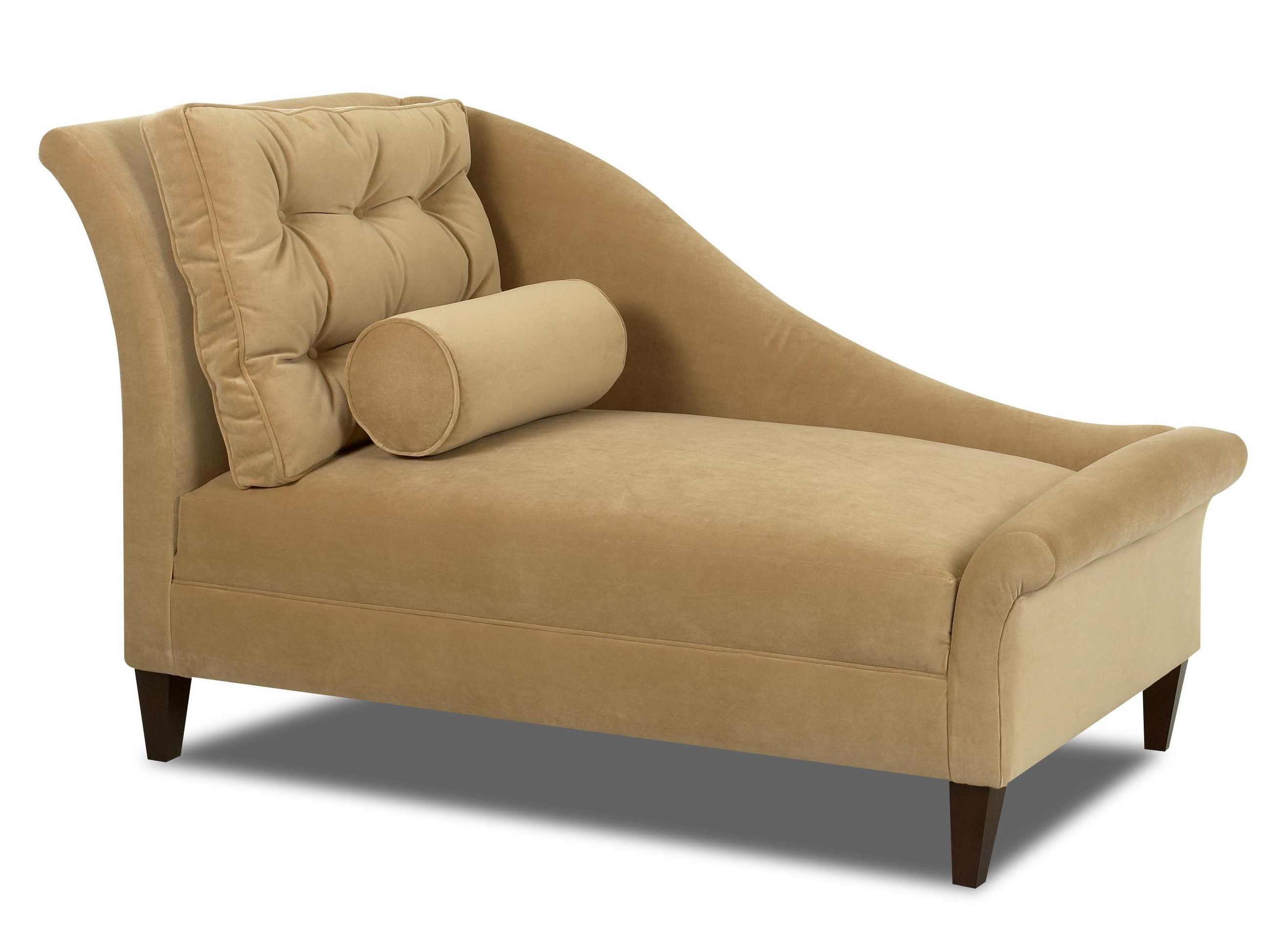 Inexpensive Chaise Lounges Regarding Most Current Convertible Chair : Small Chaise Lounge Chair Tufted Chaise Lounge (View 8 of 15)