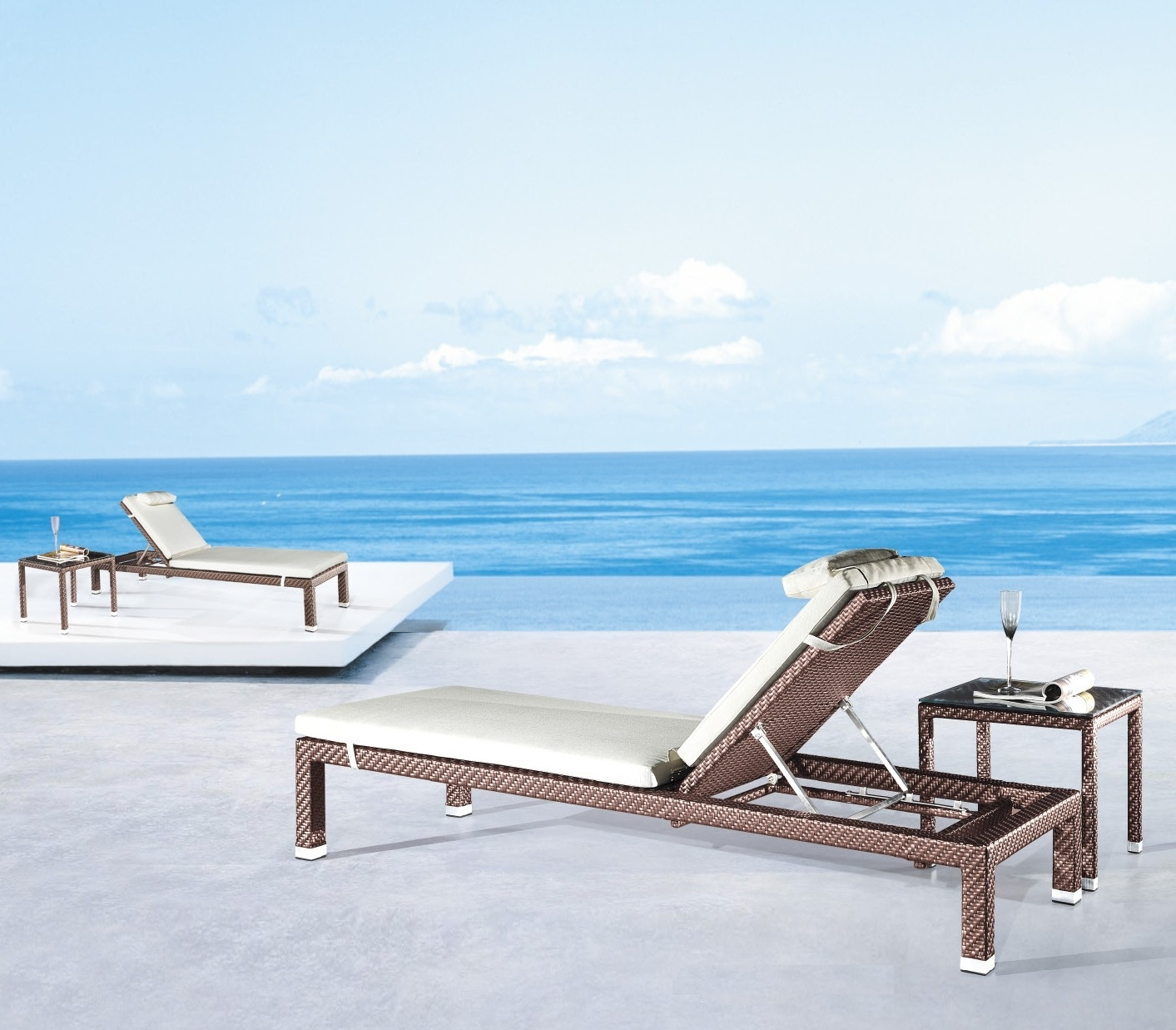 Inexpensive Outdoor Chaise Lounge Chairs With Regard To Widely Used Outdoor : Target Lounge Chairs Commercial Chaise Lounge Chairs (View 15 of 15)