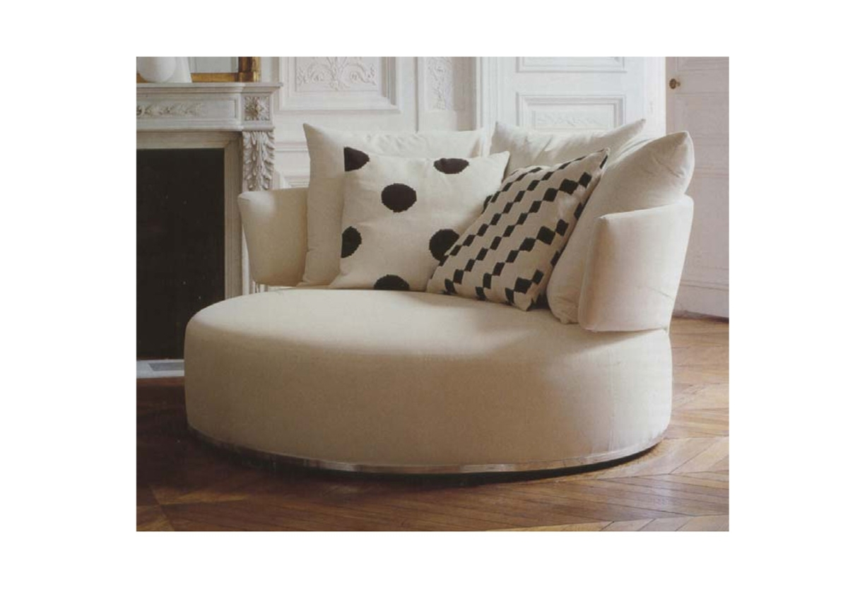 Inspirational Circle Sofa Chair 85 In Living Room Sofa Ideas With In Latest Circular Sofa Chairs (View 6 of 15)