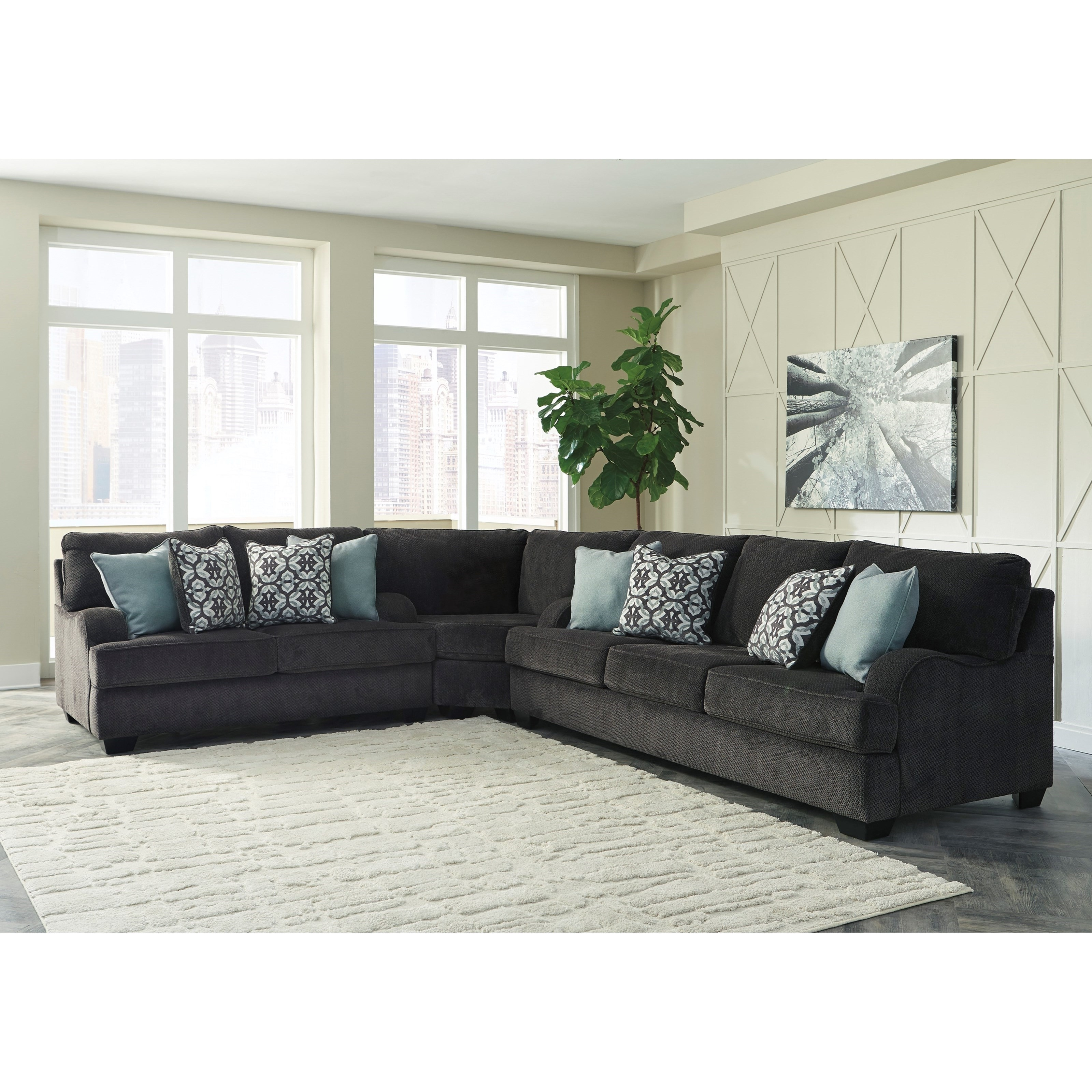 Jackson Ms Sectional Sofas In Fashionable Luxury Splitting Up A Sectional Sofa Hiding Unfinished Side (View 6 of 15)