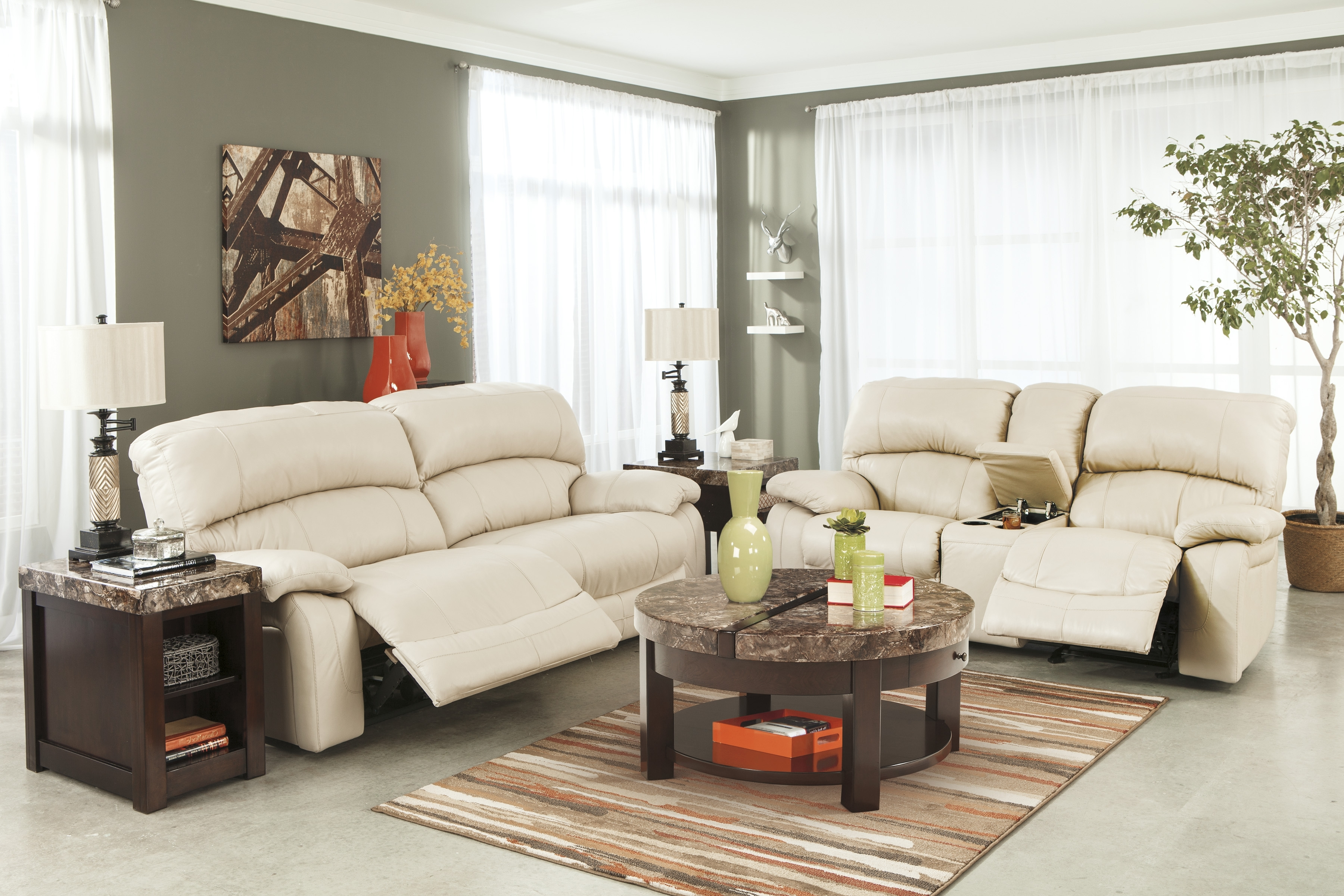 Jacksonville Nc Sectional Sofas with regard to Well known Power Sofa Set Tags : Reclining Sofa Loveseat Sets Modern Recliner