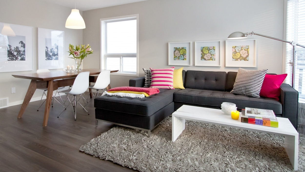 Jane Bi Sectional Sofas for Most Current Natalie Fuglestveit Interior Design Adds Her Touch In The Interior