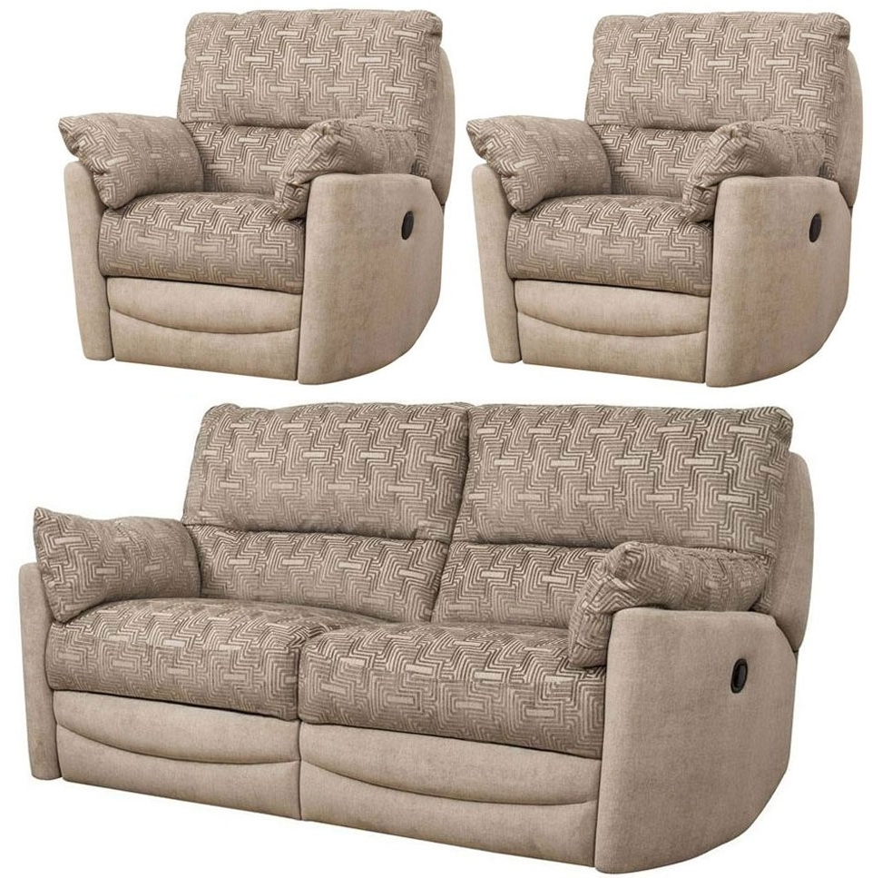 Jedd Fabric Reclining Sectional Sofas with Best and Newest Sofa : Fabric Recliner Sofas At Dfs Jedd Fabric Reclining