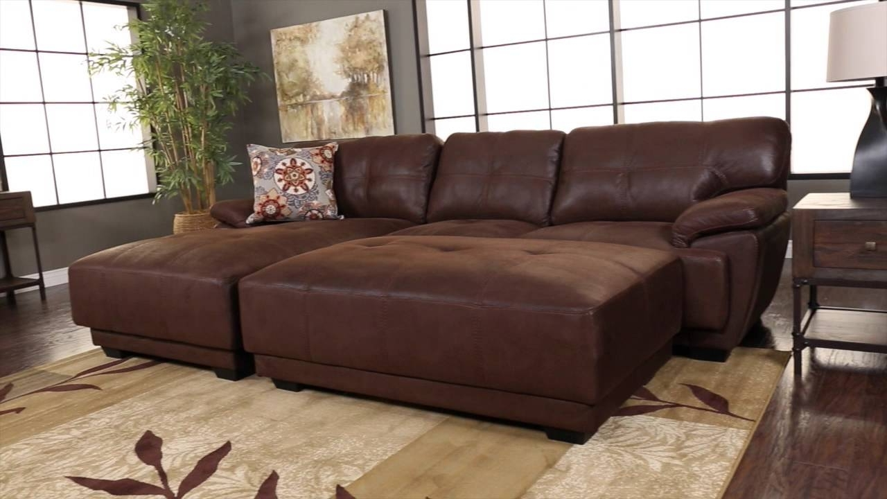 Jerome's Furniture Oasis Sectional - Youtube regarding Well known Jerome's Sectional Sofas