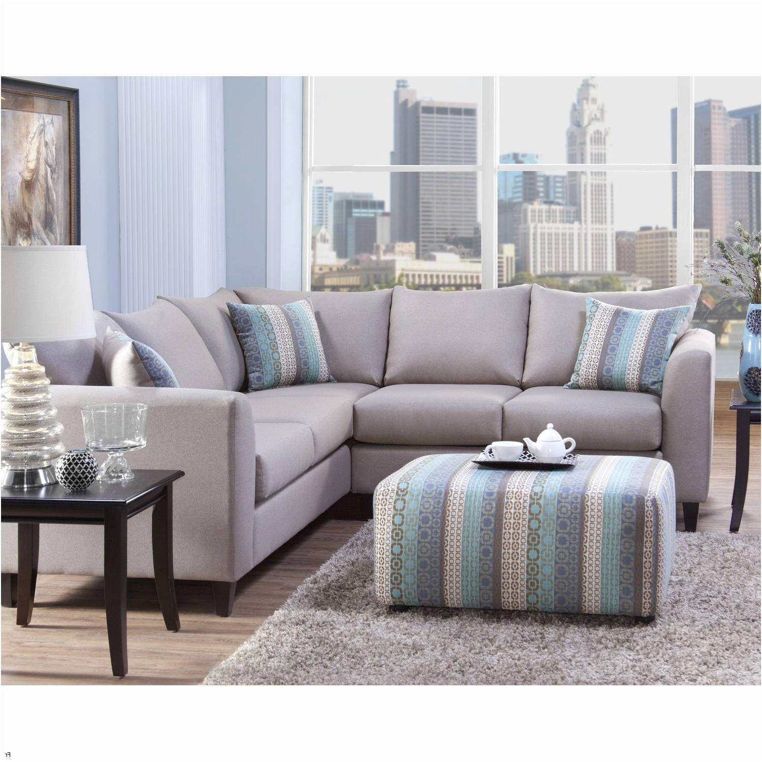 Jipiz With Regard To Latest Light Grey Sectional Sofas (View 4 of 15)