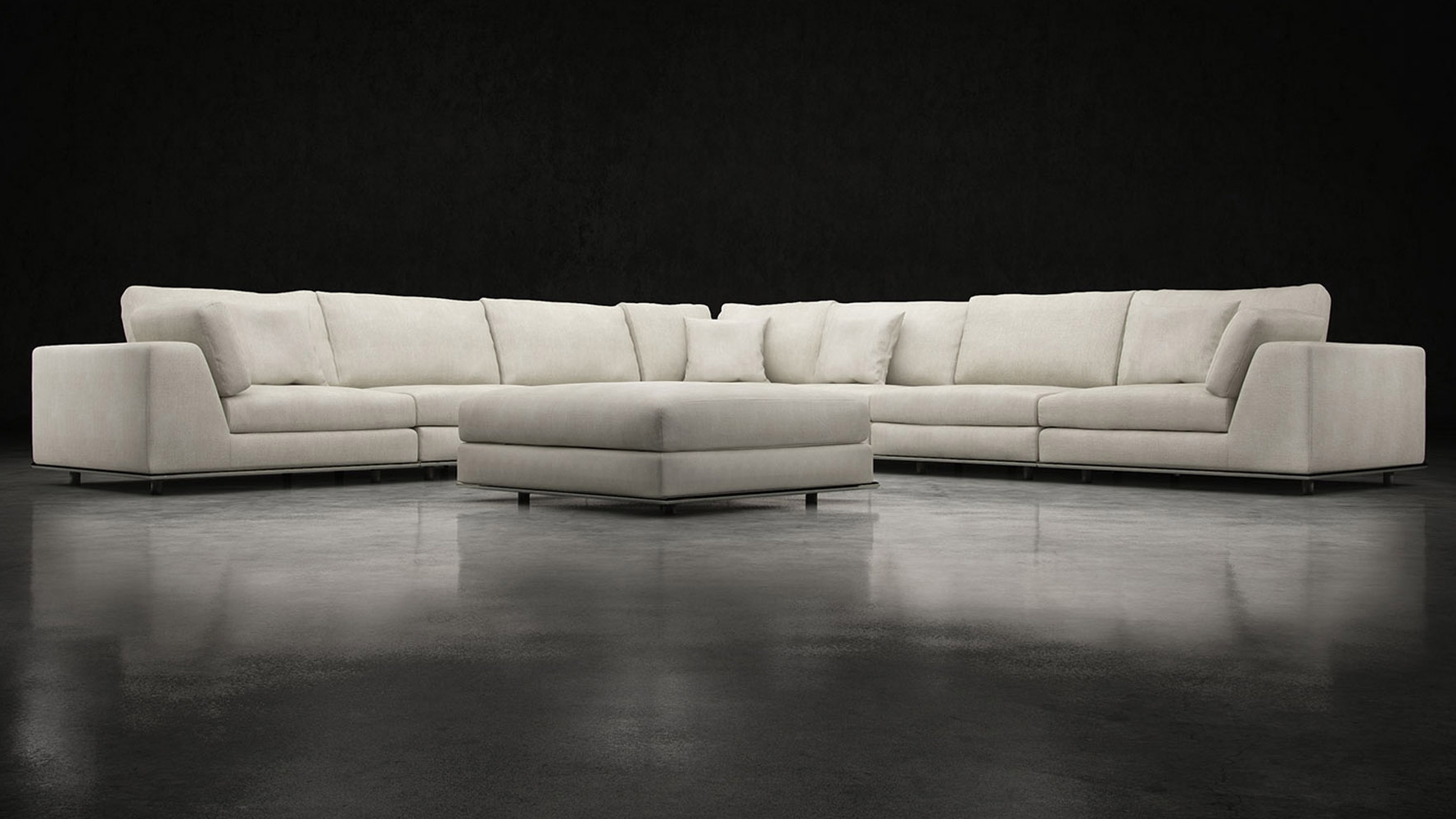 Joining Hardware Sectional Sofas For Well Liked Furniture : 5060 Recliner Sectional Sofa Costco $699 Corner Couch (View 8 of 15)