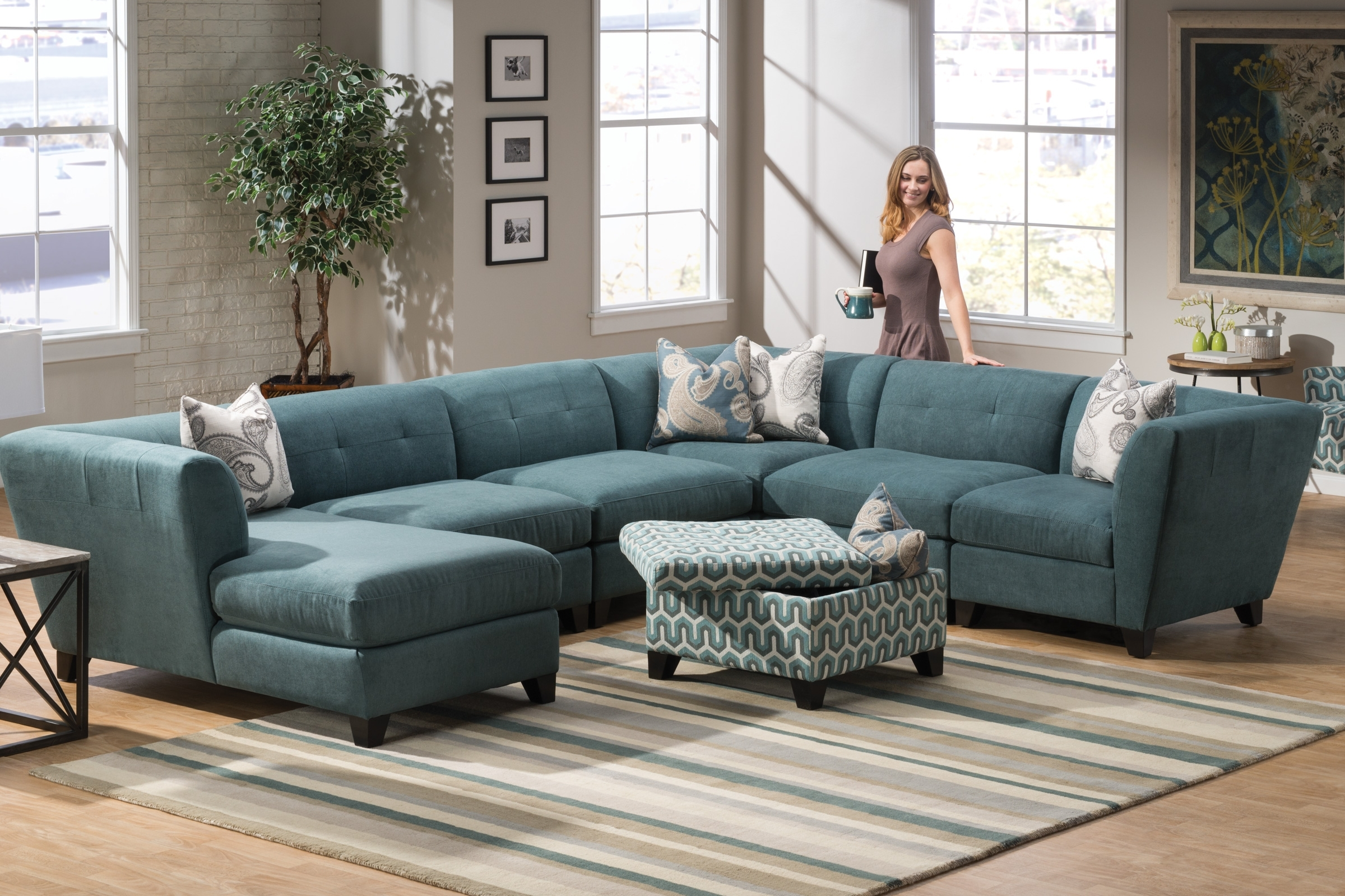 Jonathan Sofas with Newest Tatejonathan Louis Collection