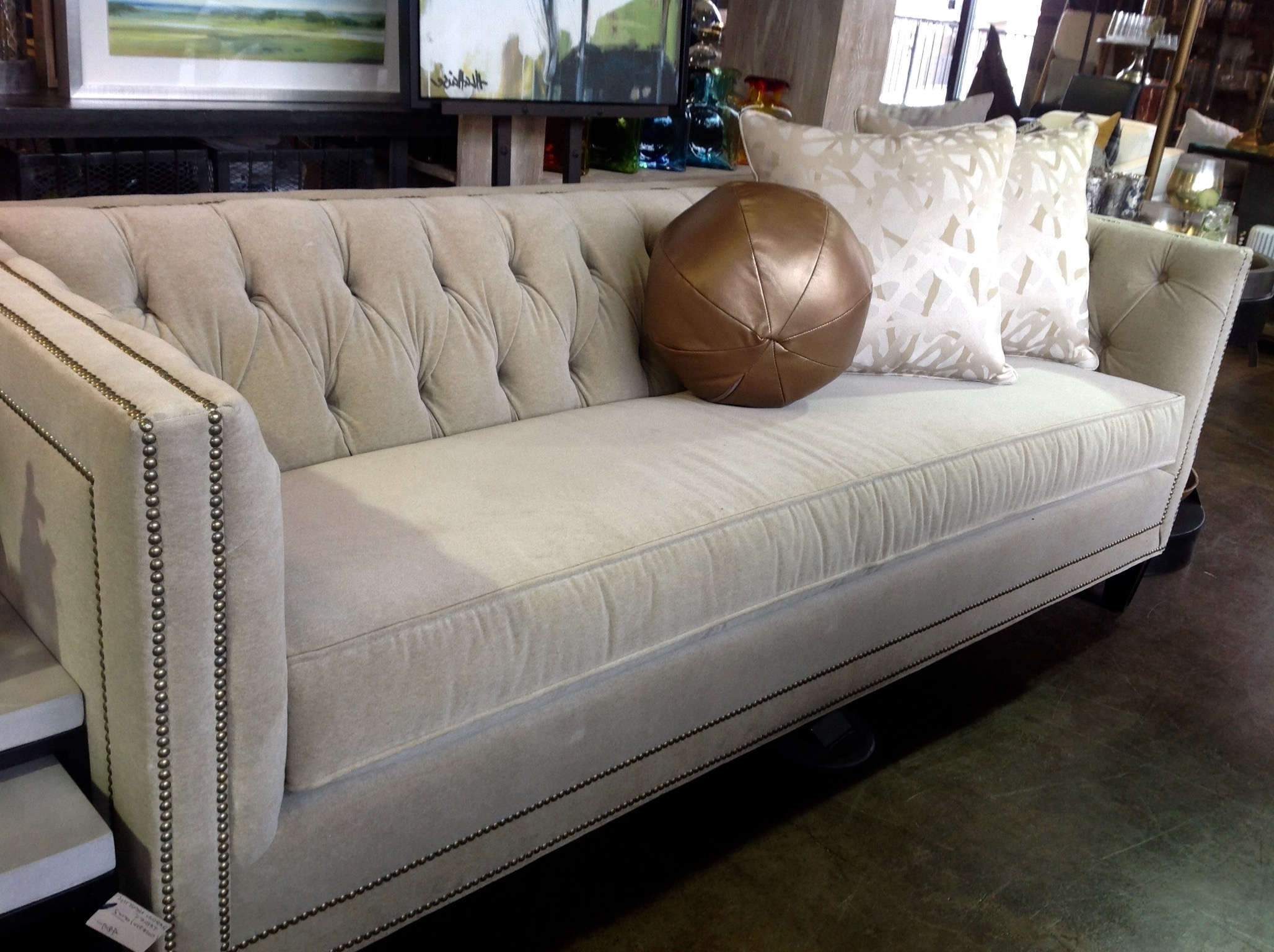 Kaden Sofa - Lulu's Furniture & Decor with Most Up-to-Date Norwalk Sofas