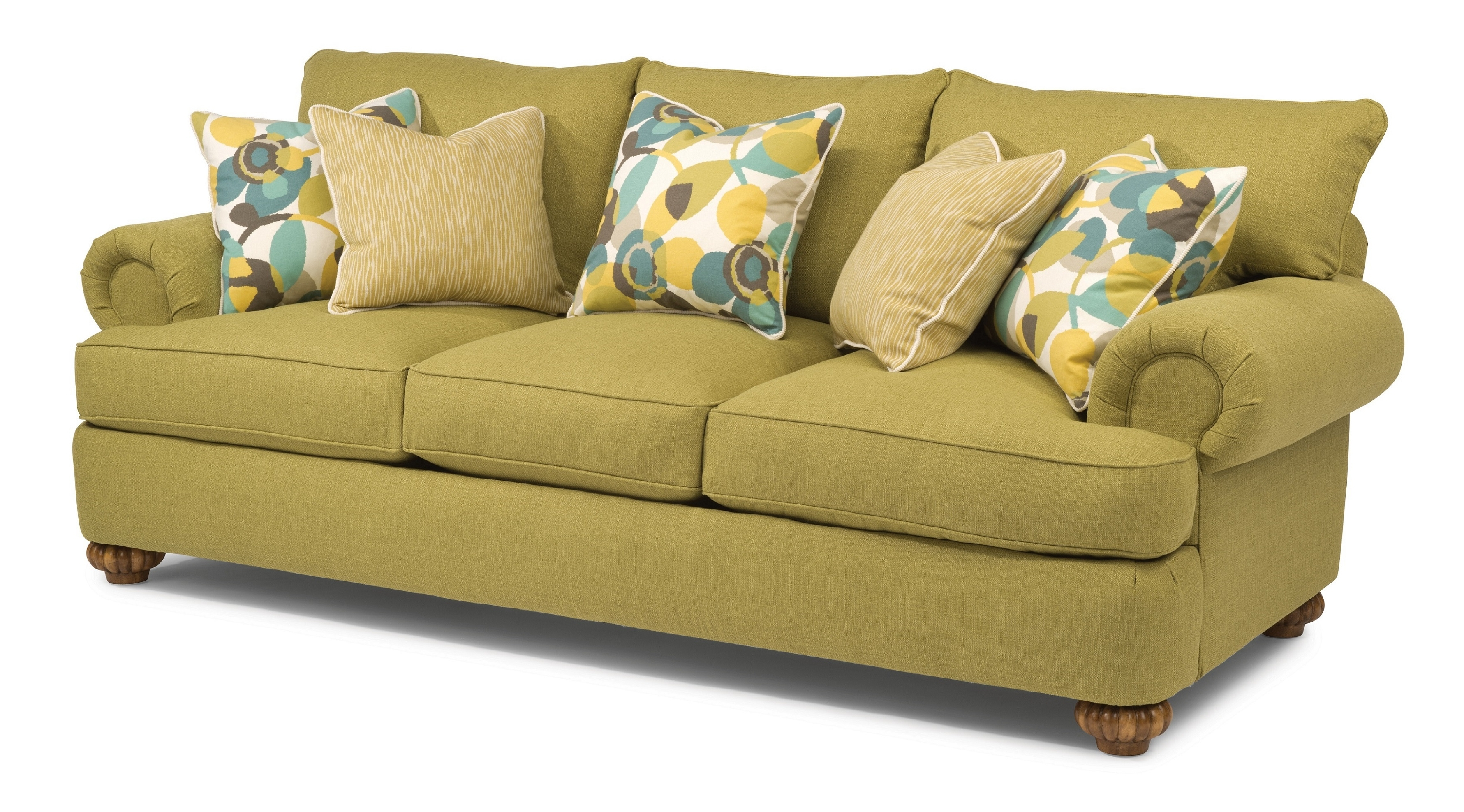 Kansas City Sectional Sofas For Popular Annabelle – Sofa – 7321 31 Sofas From Flexsteel At Crowley Furniture (View 8 of 15)