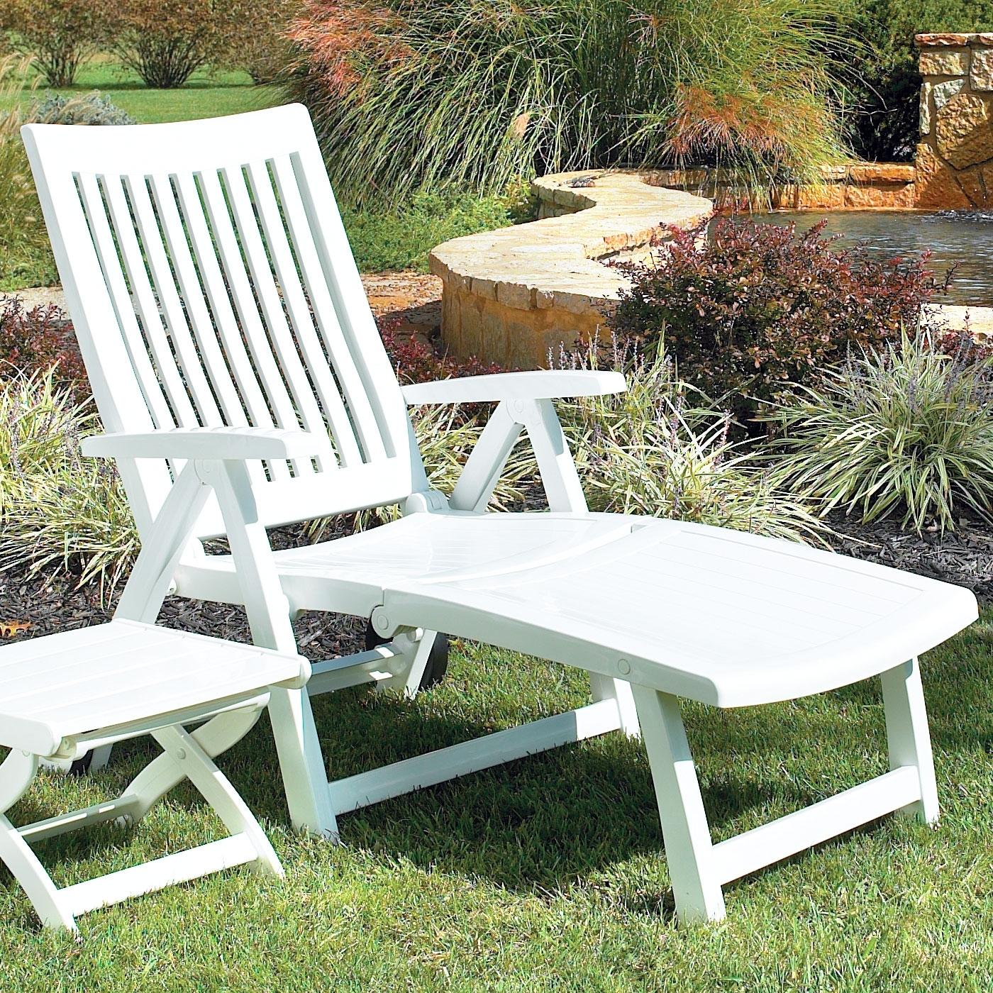 Kettler Chaise Lounge (Standard) Intended For Fashionable Kettler Chaise Lounge Chairs (View 10 of 15)