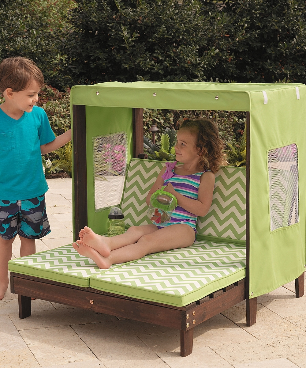 Kidkraft Fun In The Sun Double Chaise Lounge (View 8 of 15)