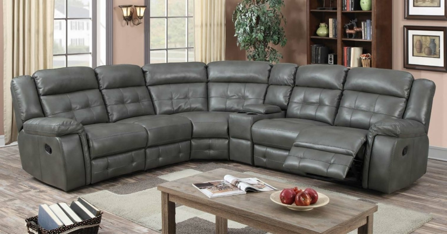 Kingston Ontario Sectional Sofas For Fashionable The Kingston Reclining Corner Group – L'amore Furnishings (View 4 of 15)