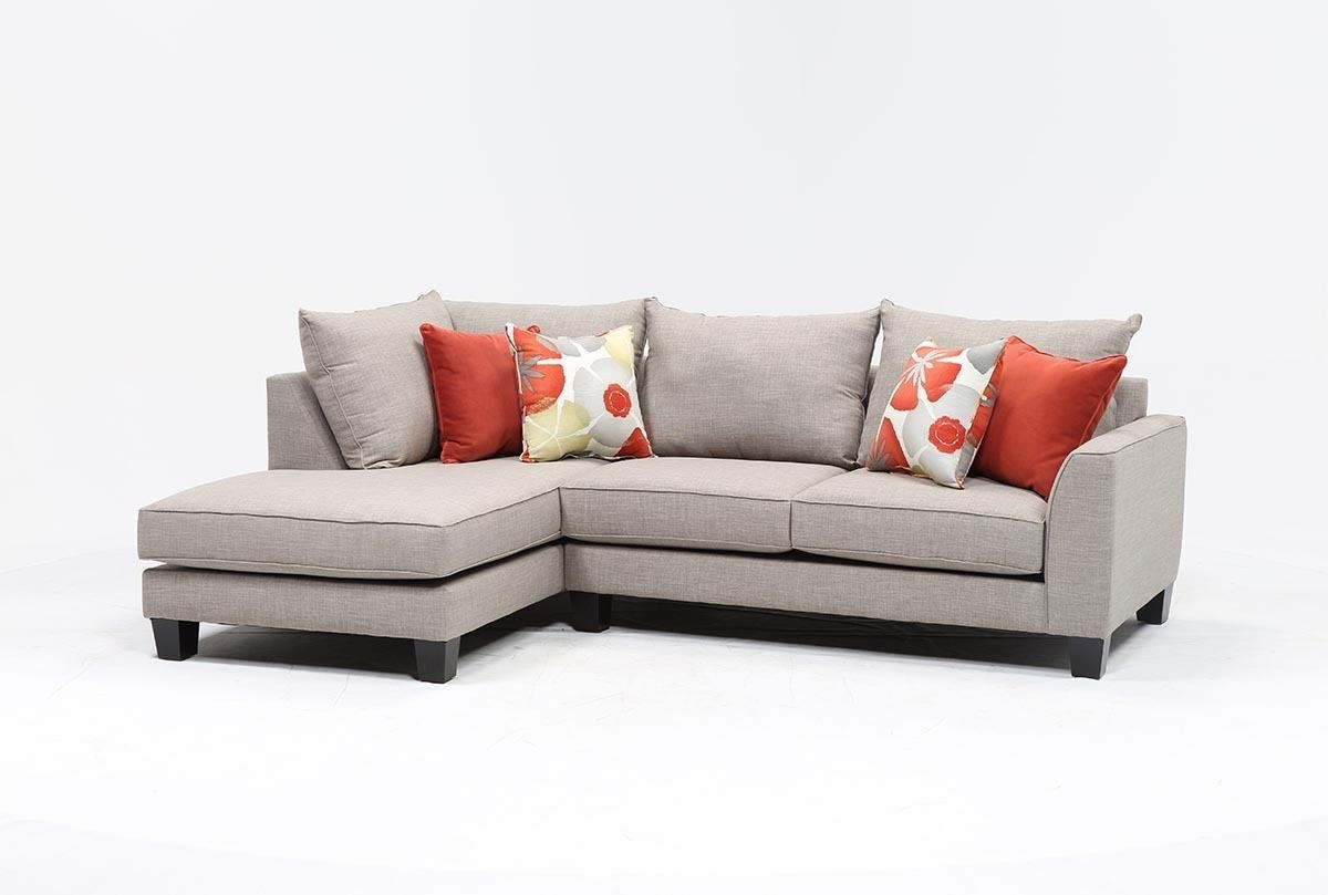 Kira 2 Piece Sectional W/raf Chaise