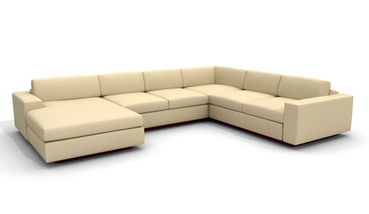 L Shaped Sectional Sleeper Sofas Throughout Fashionable Modular Sleeper Sofa Chaise Sectional Sleeper L Shaped Sleeper (View 11 of 15)