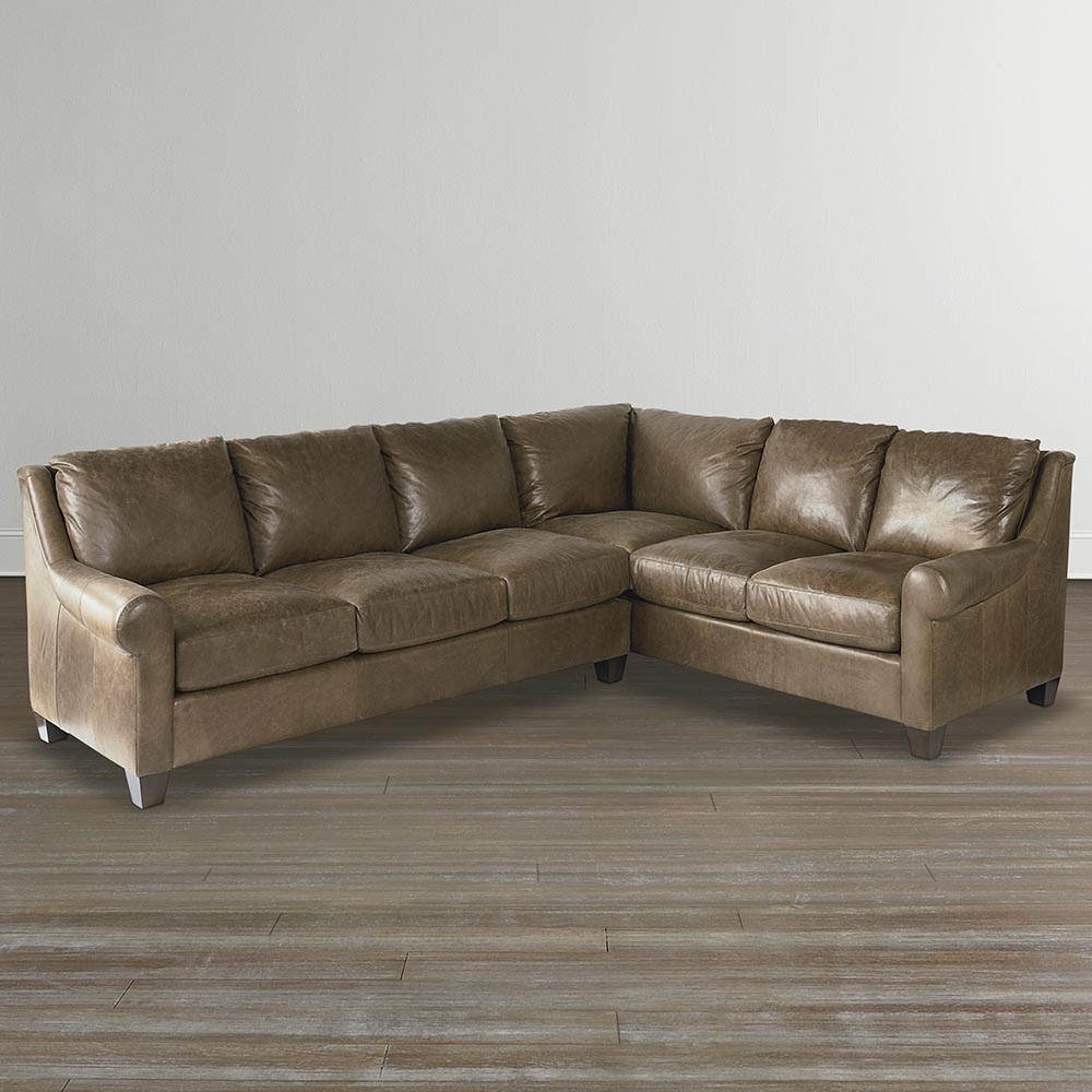 L Shaped Sectional Sofas with Trendy American Casual - Ellery Lg L-Shaped Sectional