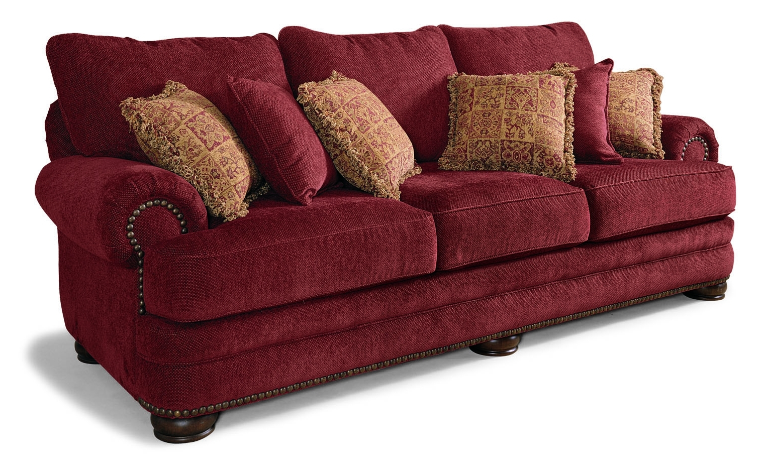 Lane Furniture Sofas In Newest Stanton Stationary Sofa – Lane 86330, 863  (View 6 of 15)