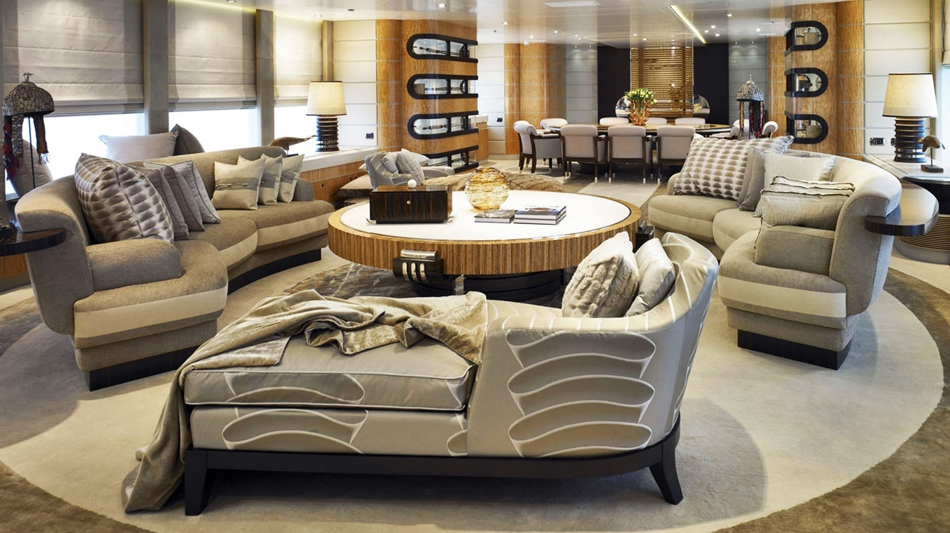 Large Chaises Within Most Up To Date Living Room : Large Chaise Lounge Living Room Sets With Oversized (View 6 of 15)