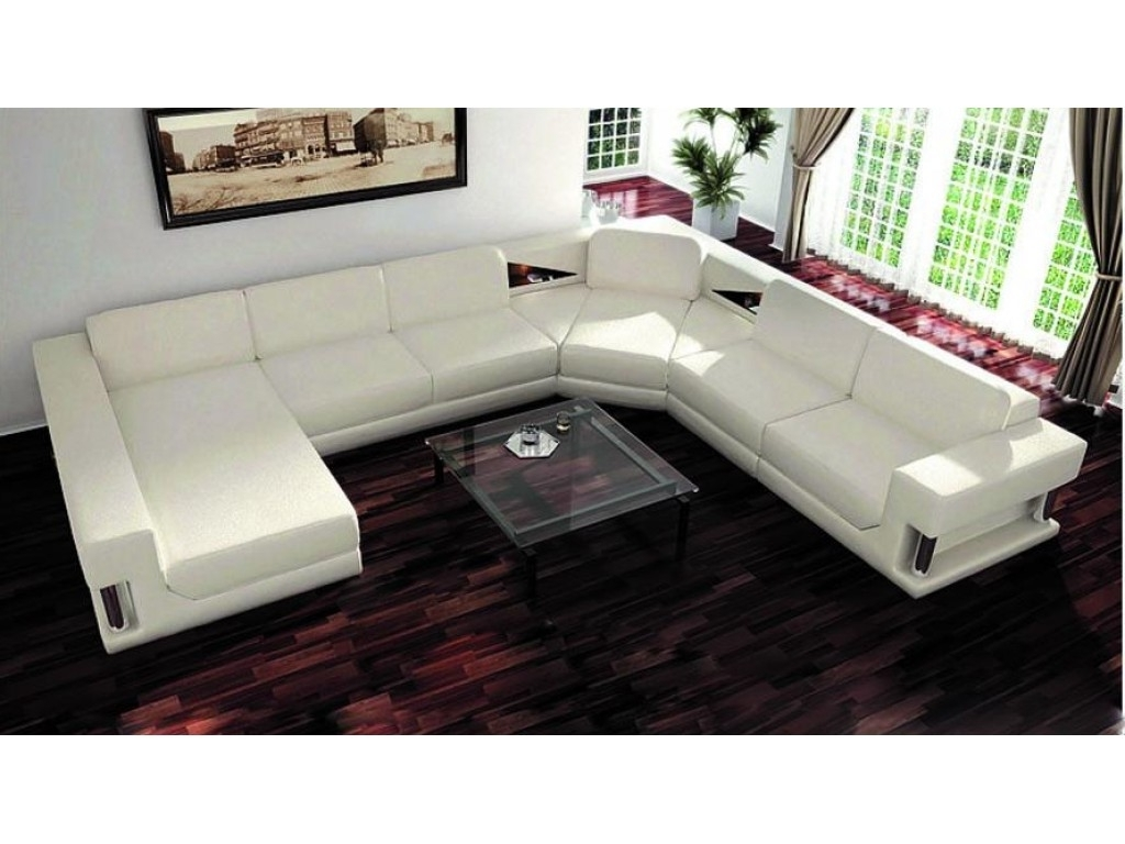 Latest Blue U Shaped Sectionals Within Measure U Shaped Sectional Sofa – Http://sofas (View 5 of 15)