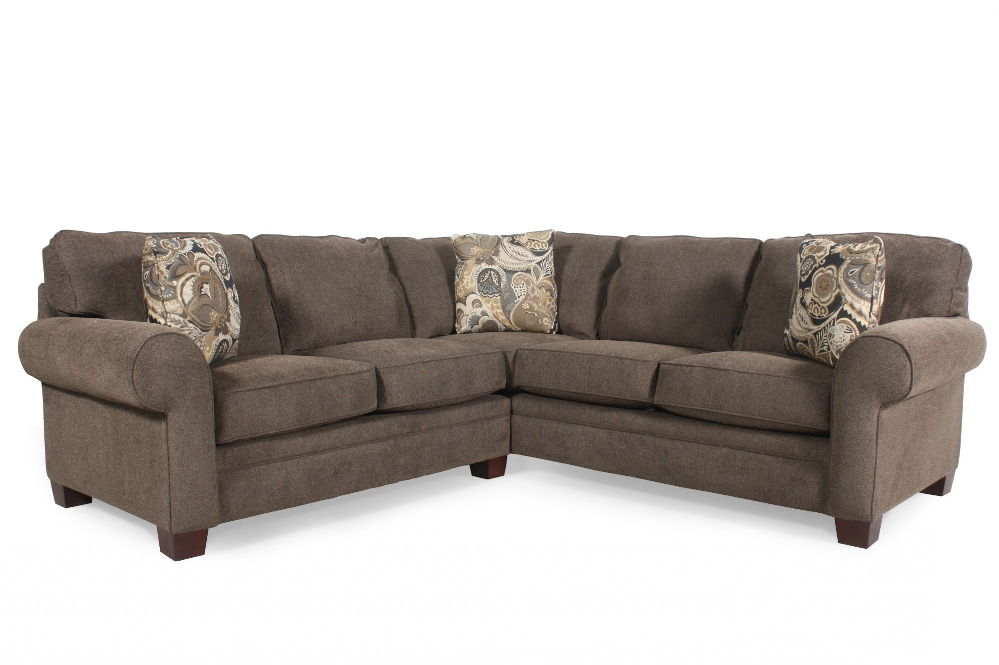 Latest Broyhill Sectional Sofas Pertaining To Broyhill Sectional Sofa (View 10 of 15)