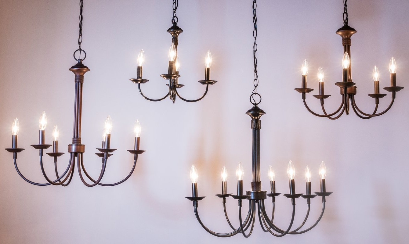Latest Candle Look Chandeliers In Shaylee 6 Light Candle Style Chandelier & Reviews (View 14 of 15)