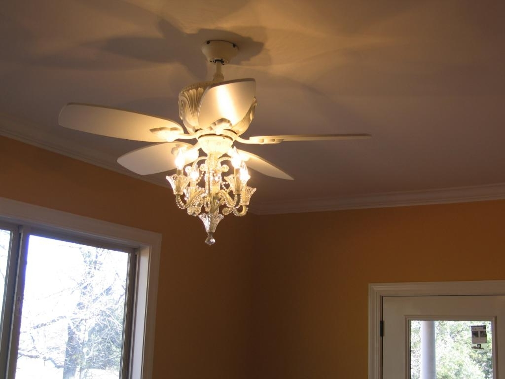Latest Chandelier Light Fixture For Ceiling Fan With Home Lighting (View 4 of 15)