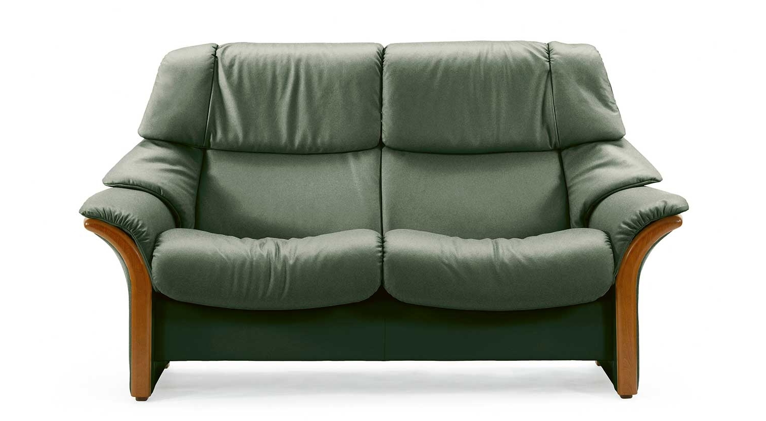 Latest Circle Furniture – Eldorado Stressless Highback Loveseat (View 8 of 15)