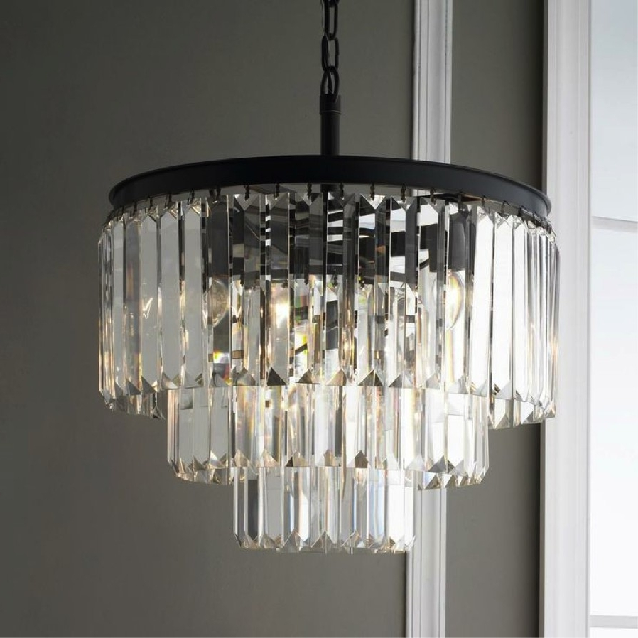 Latest Contemporary Modern Chandelier Within Lighting : Designer Contemporary Chandeliers All Modern Lighting (View 12 of 15)