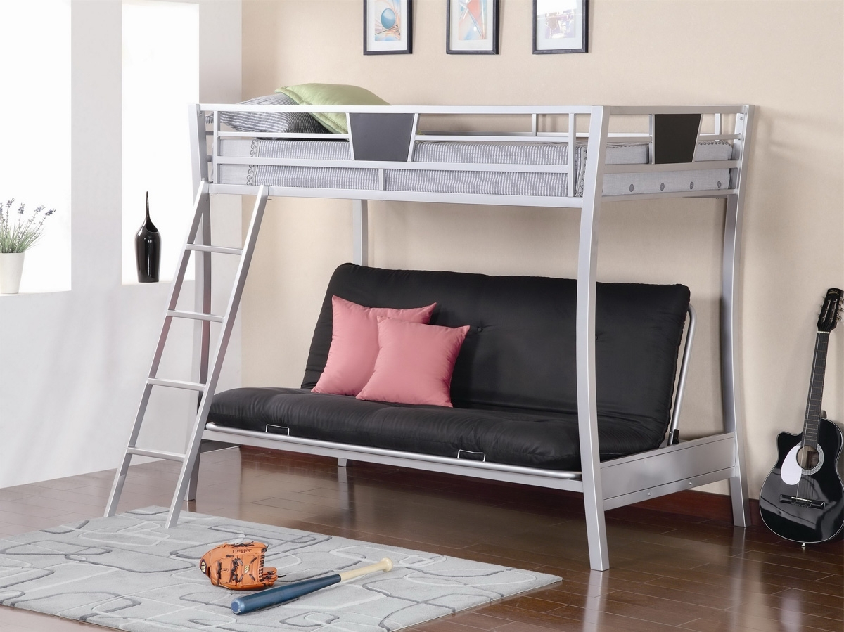 Latest Decoration Ideas Intended For Best And Newest Sofa Bunk Beds (View 10 of 15)