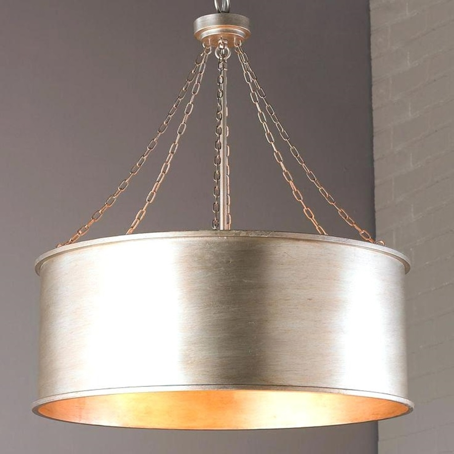 Latest Drum Lamp Shades For Chandeliers Regarding Extra Large Drum Lamp Shade For Chandelier : Comparison Shopping For (View 11 of 15)