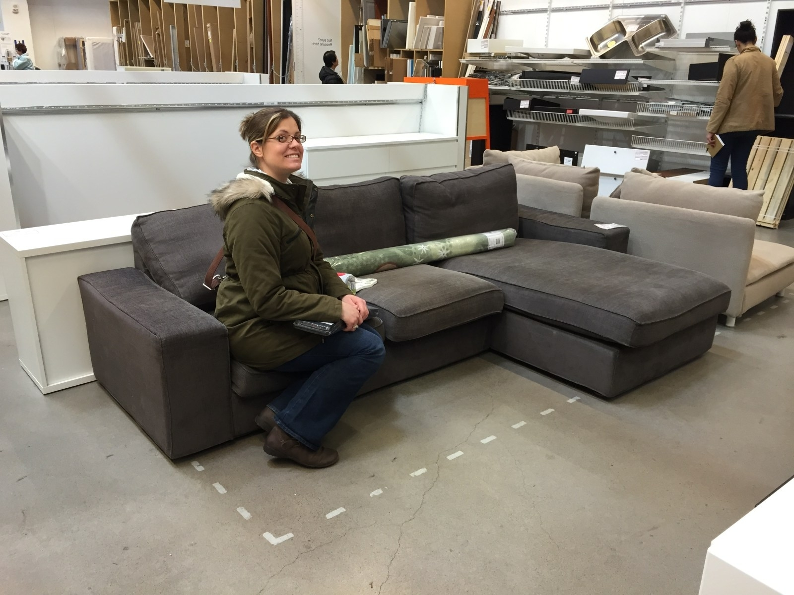 Latest ▻ Sofa : 12 Best Ikea Kivik Sofa Living Room Furniture Decisions Within Kivik Chaises (View 8 of 15)