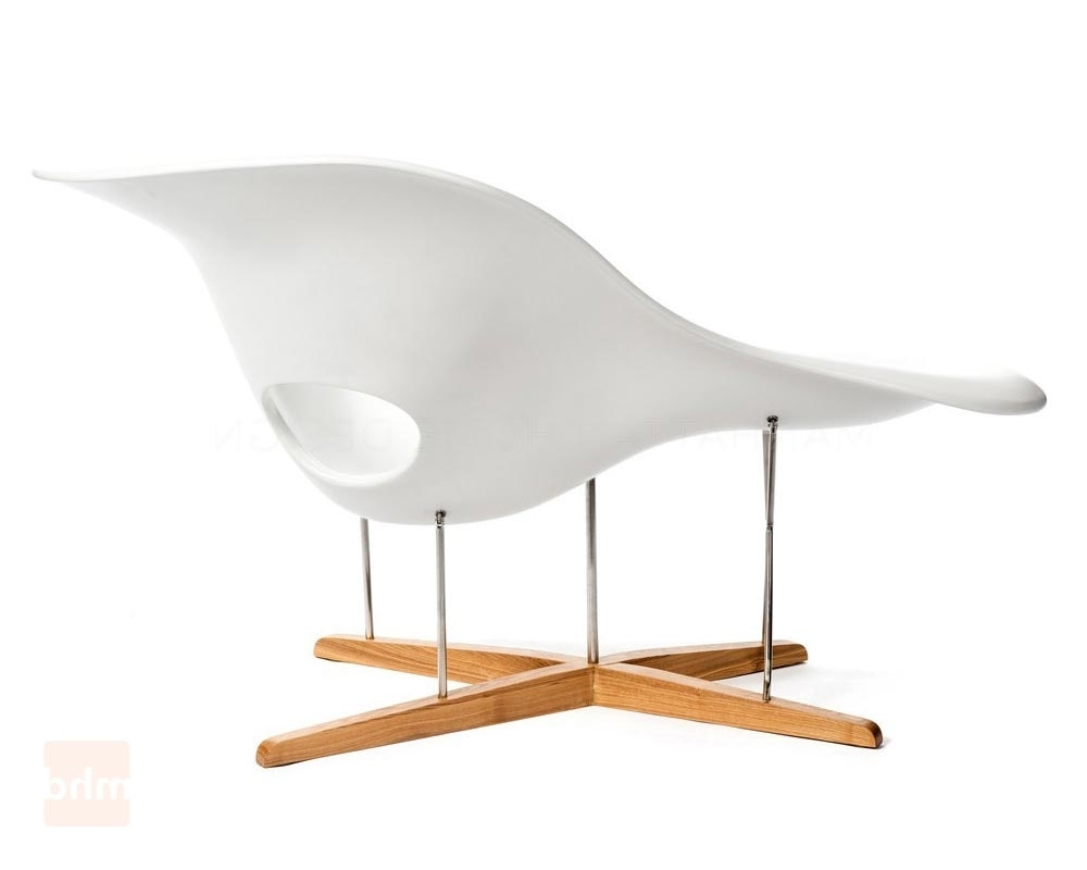 Latest Eames La Chaises Intended For La Chaise – Eames La Chaise – Vitra (View 9 of 15)