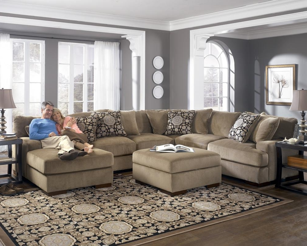 Latest Elegant Sectional Sofas Inside Sectional Sofa : Elegant Couches For Sale Jonathan Louis Furniture (View 14 of 15)